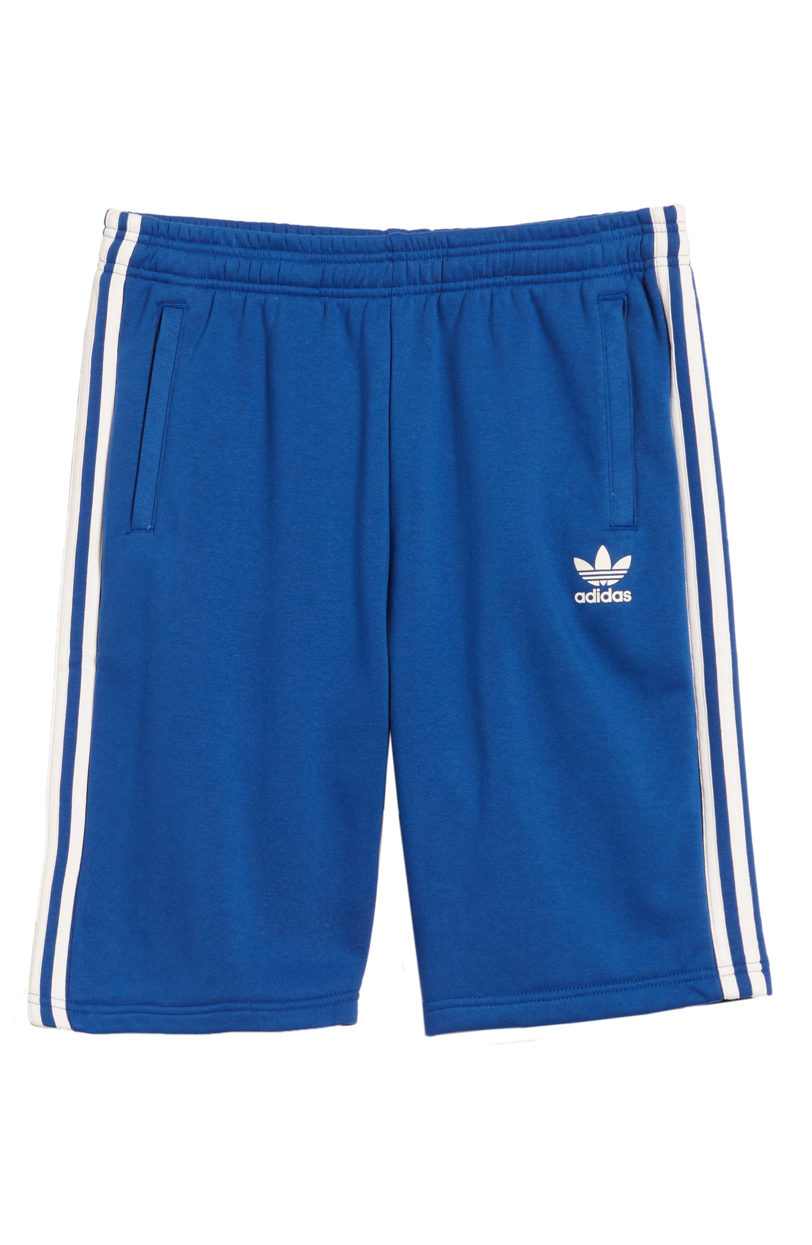 Alternate Image 6  - adidas Originals 3-Stripes Shorts