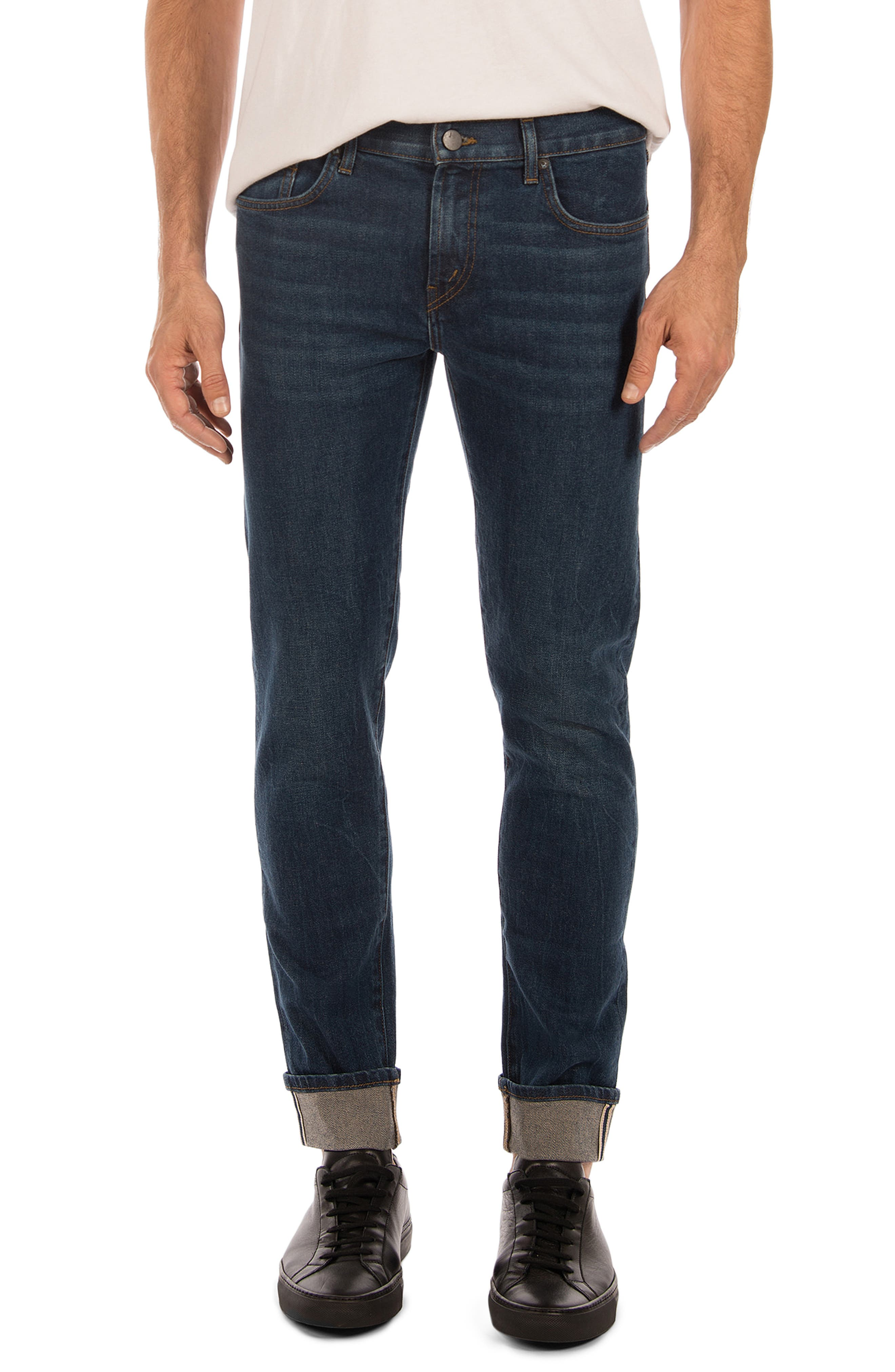 J Brand Tyler Slim Fit Jeans (Altitude)