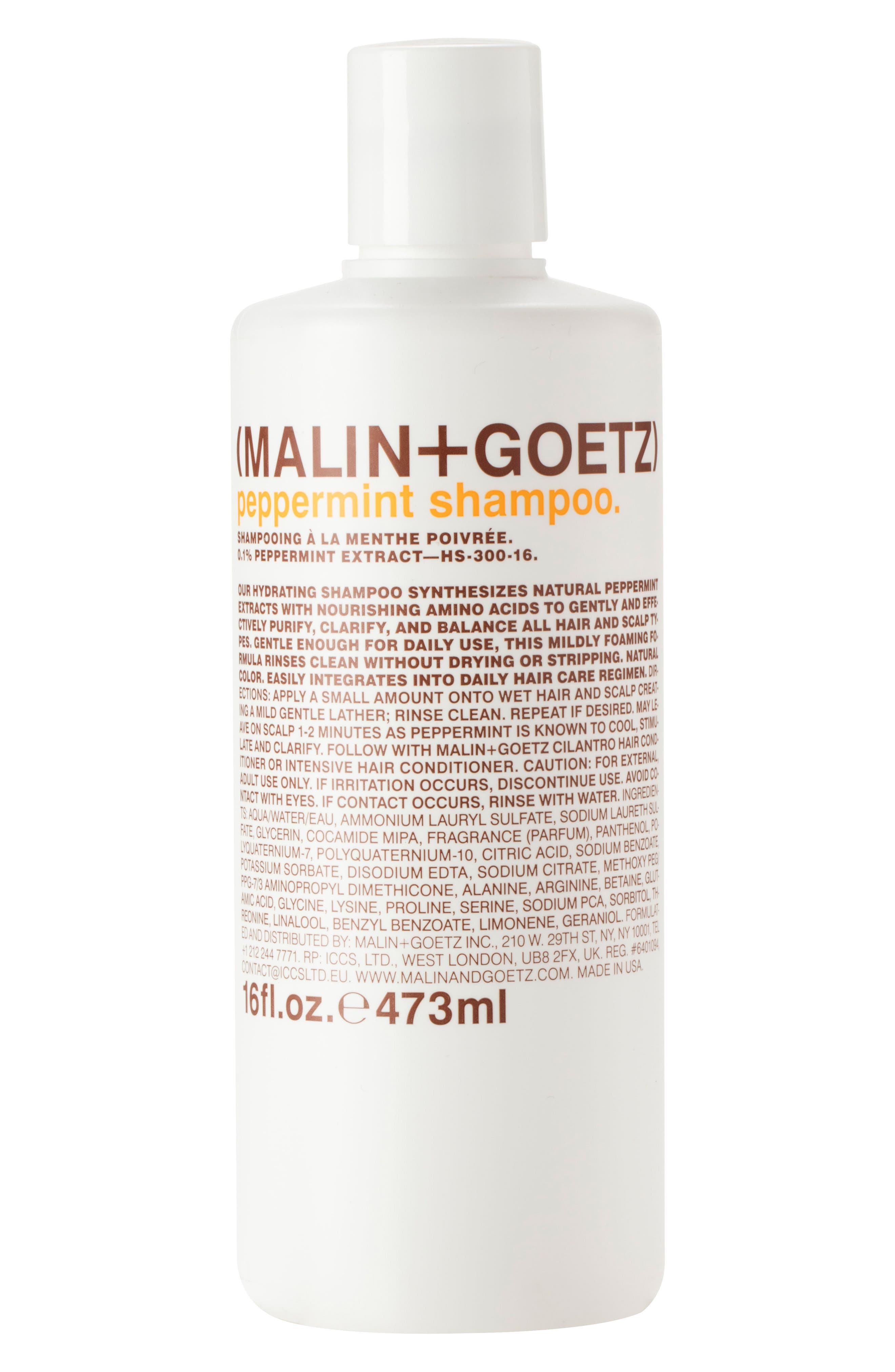 Alternate Image 1 Selected - MALIN+GOETZ Peppermint Shampoo