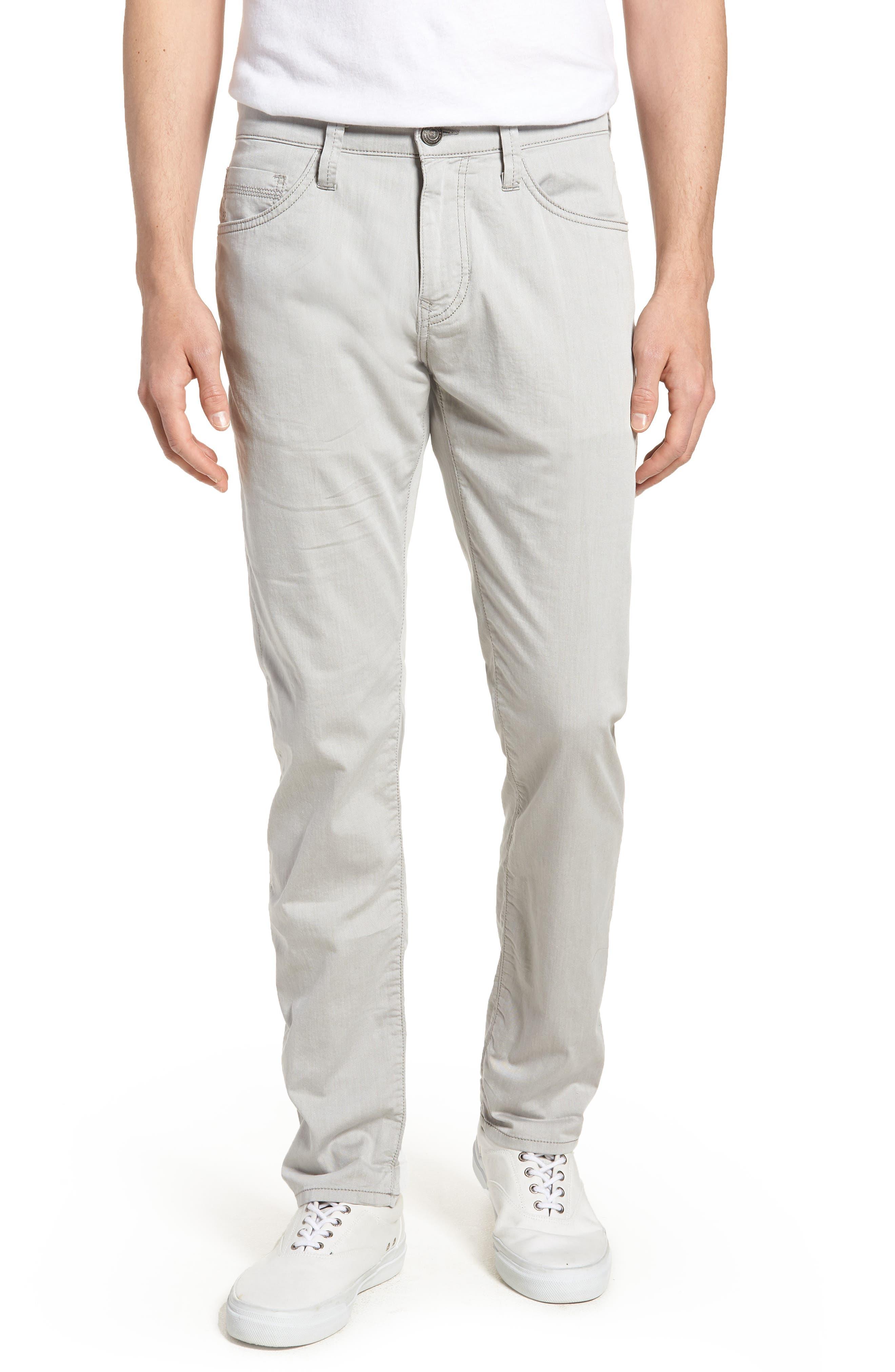 Jake Slim Fit Jeans,                         Main,                         color, Latte Reversed