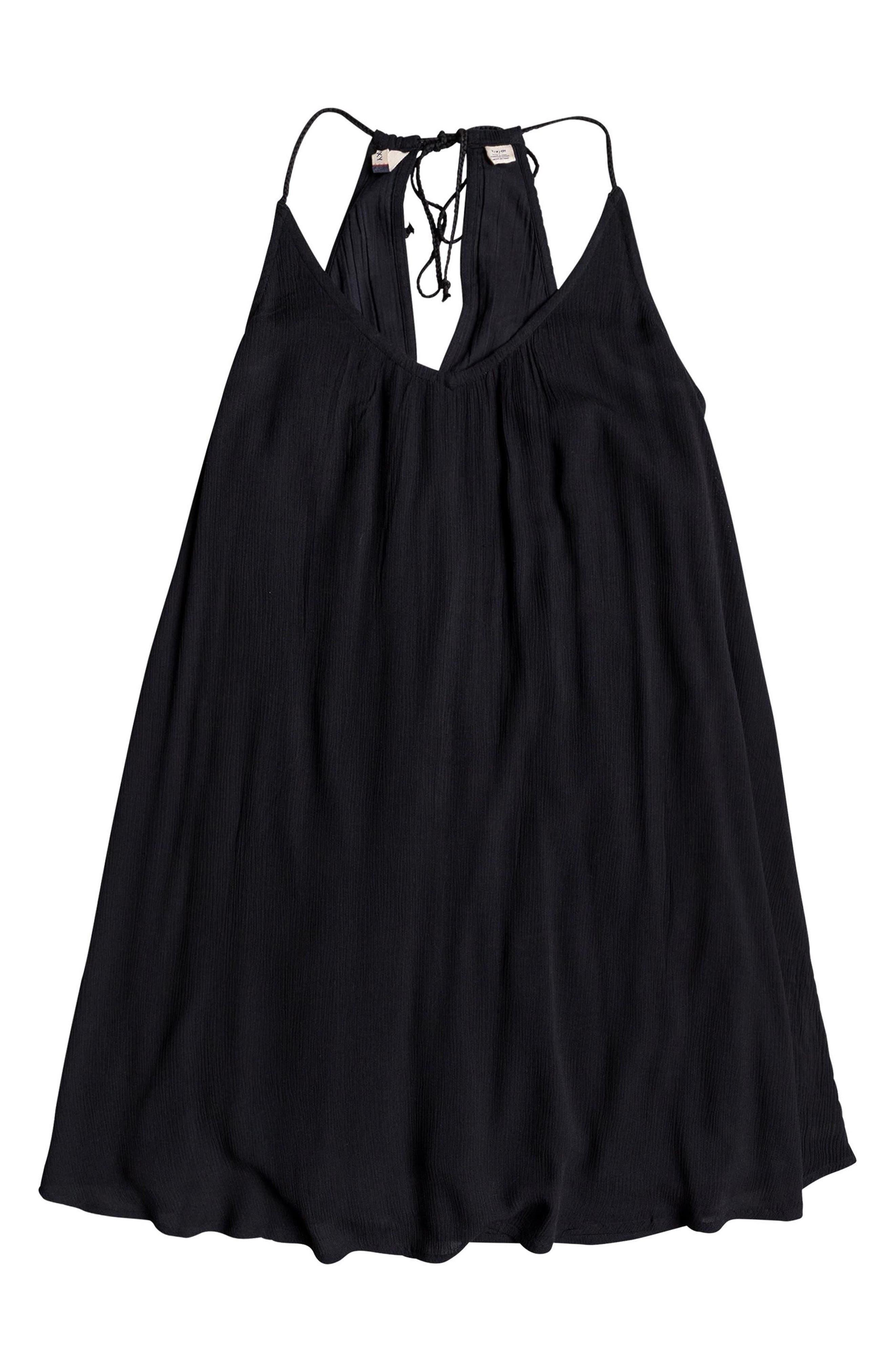 Alternate Image 4  - Roxy Great Intentions Trapeze Dress