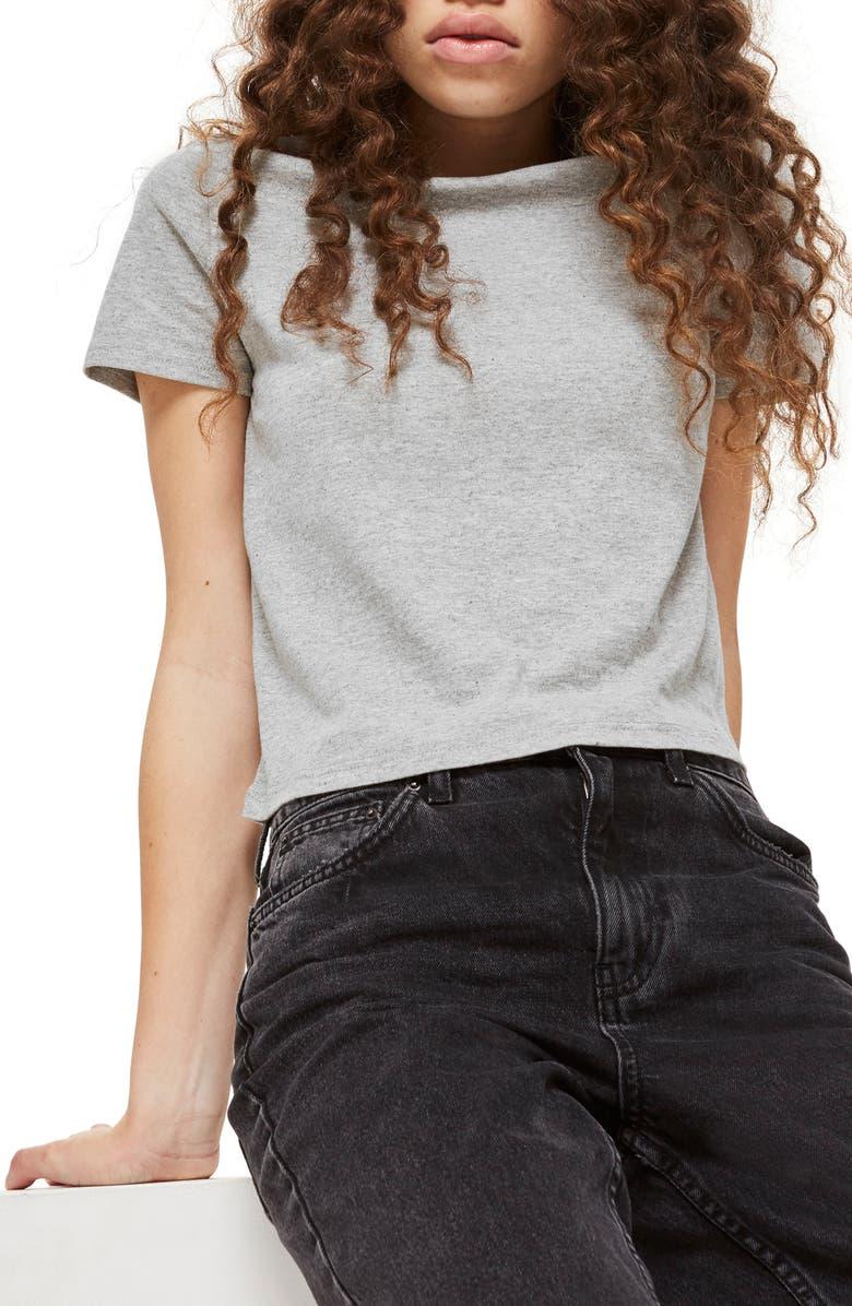 Basic Crop T-Shirt