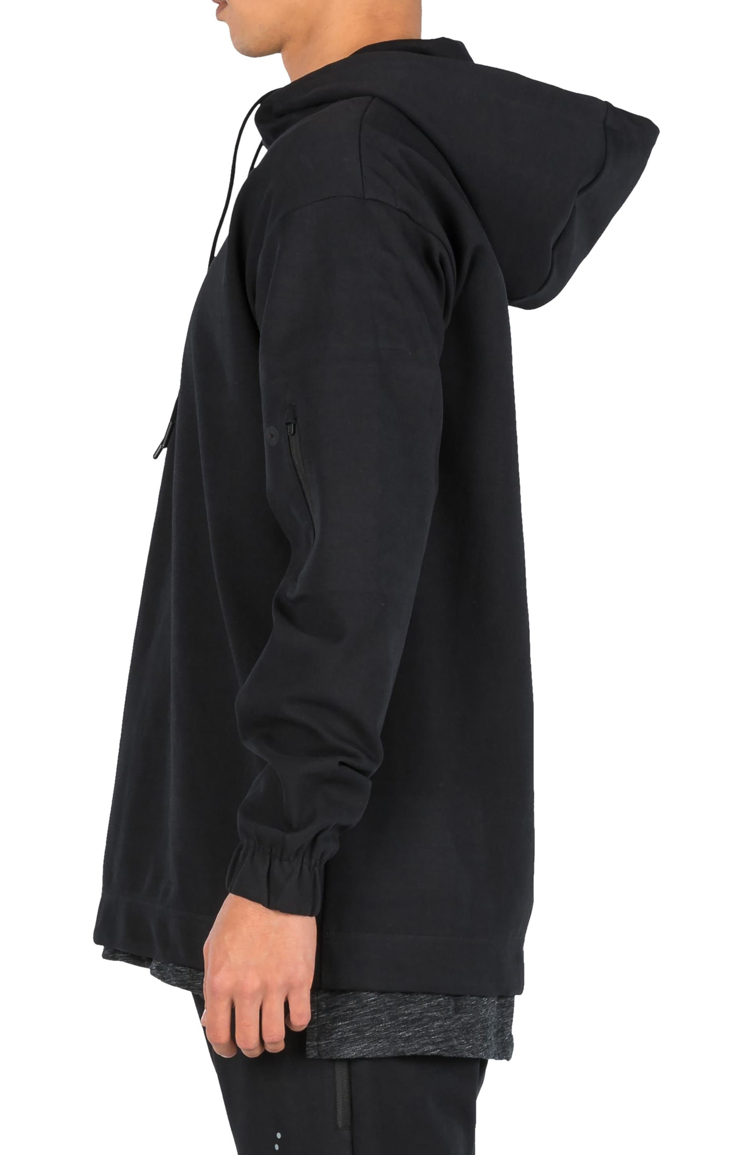 Alternate Image 3  - ZANEROBE REC Tech Hoodie Sweatshirt