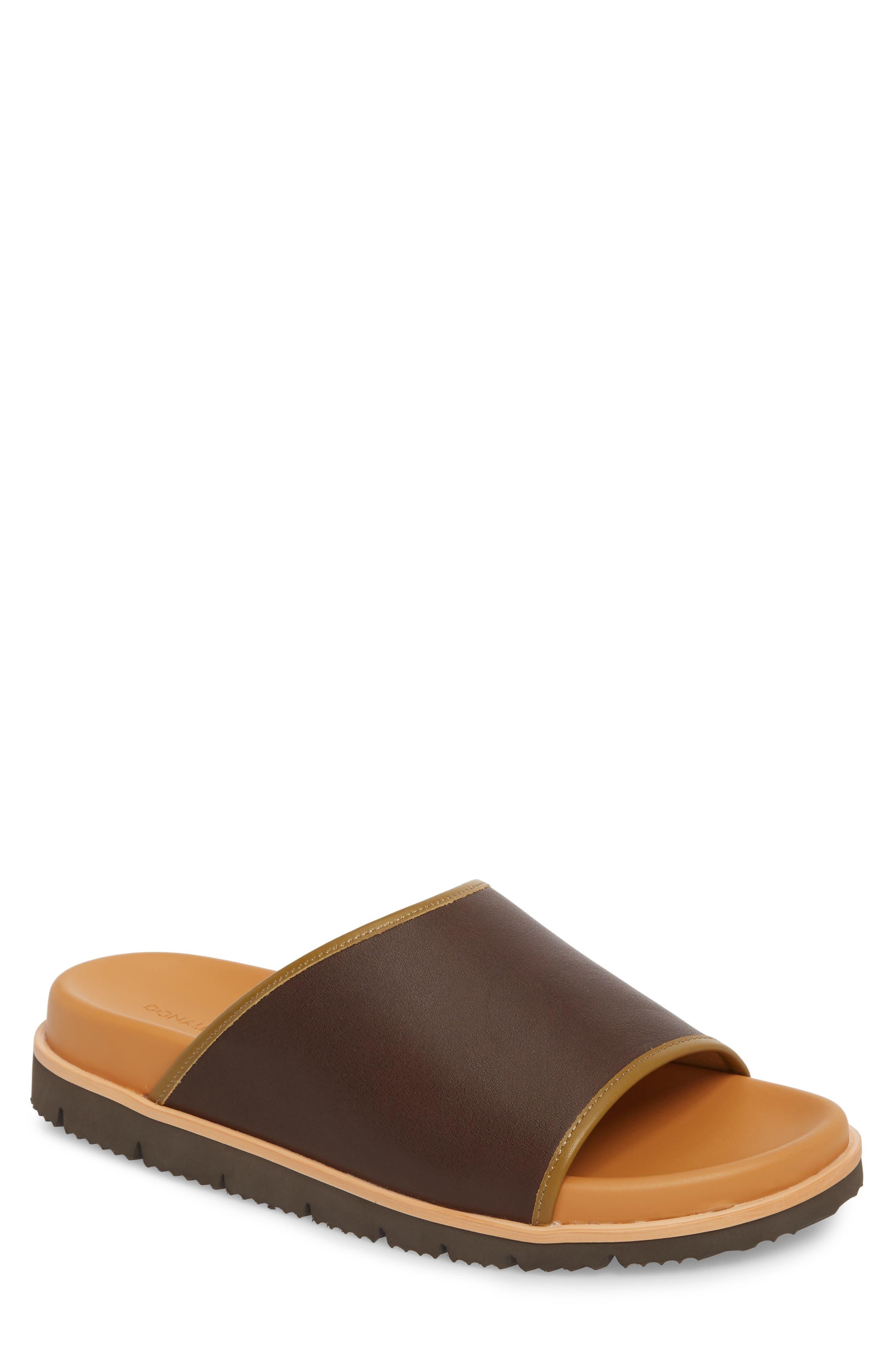 Donald Pliner Brody Slide Sandal (Men)