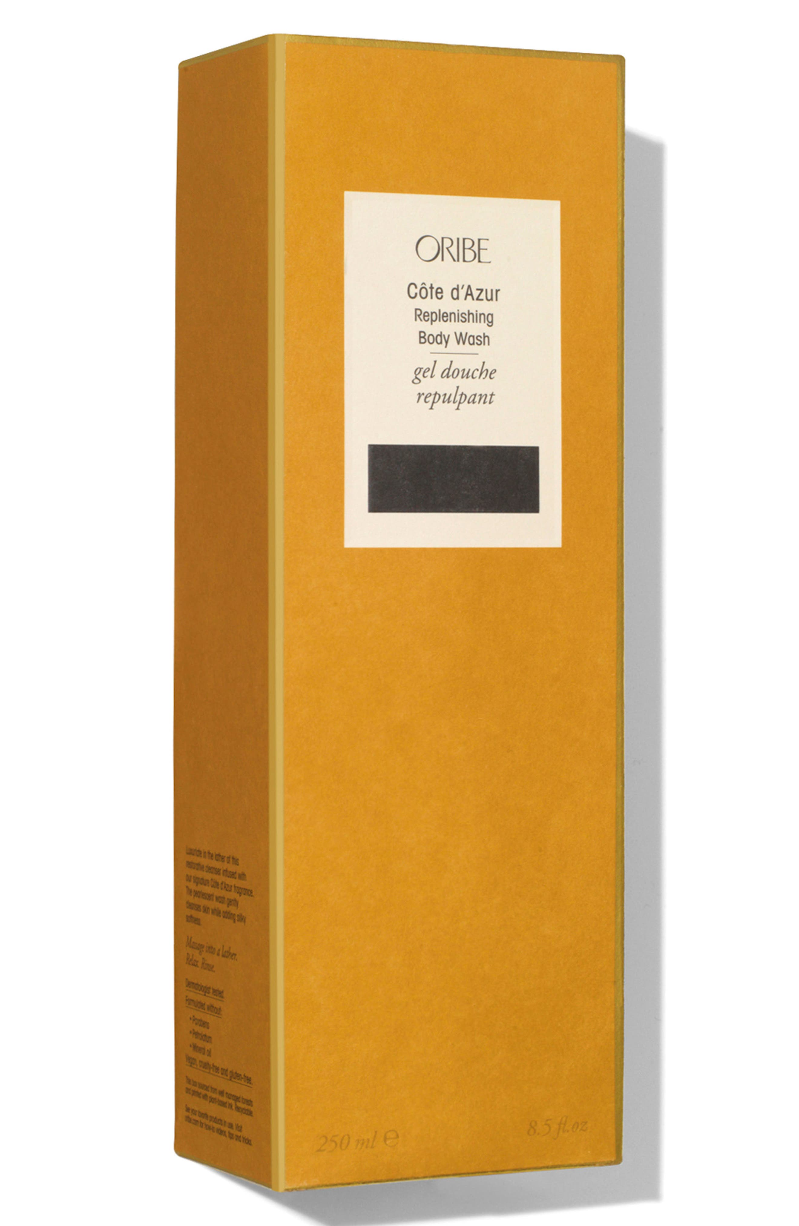 SPACE.NK.apothecary Oribe Côte d'Azur Replenishing Body Wash,                             Alternate thumbnail 3, color,                             No Color