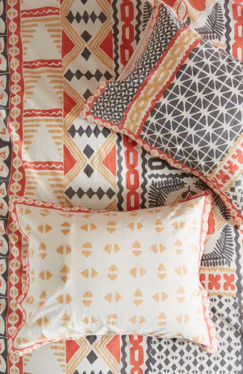 Anthropologie Simone Pillow Shams