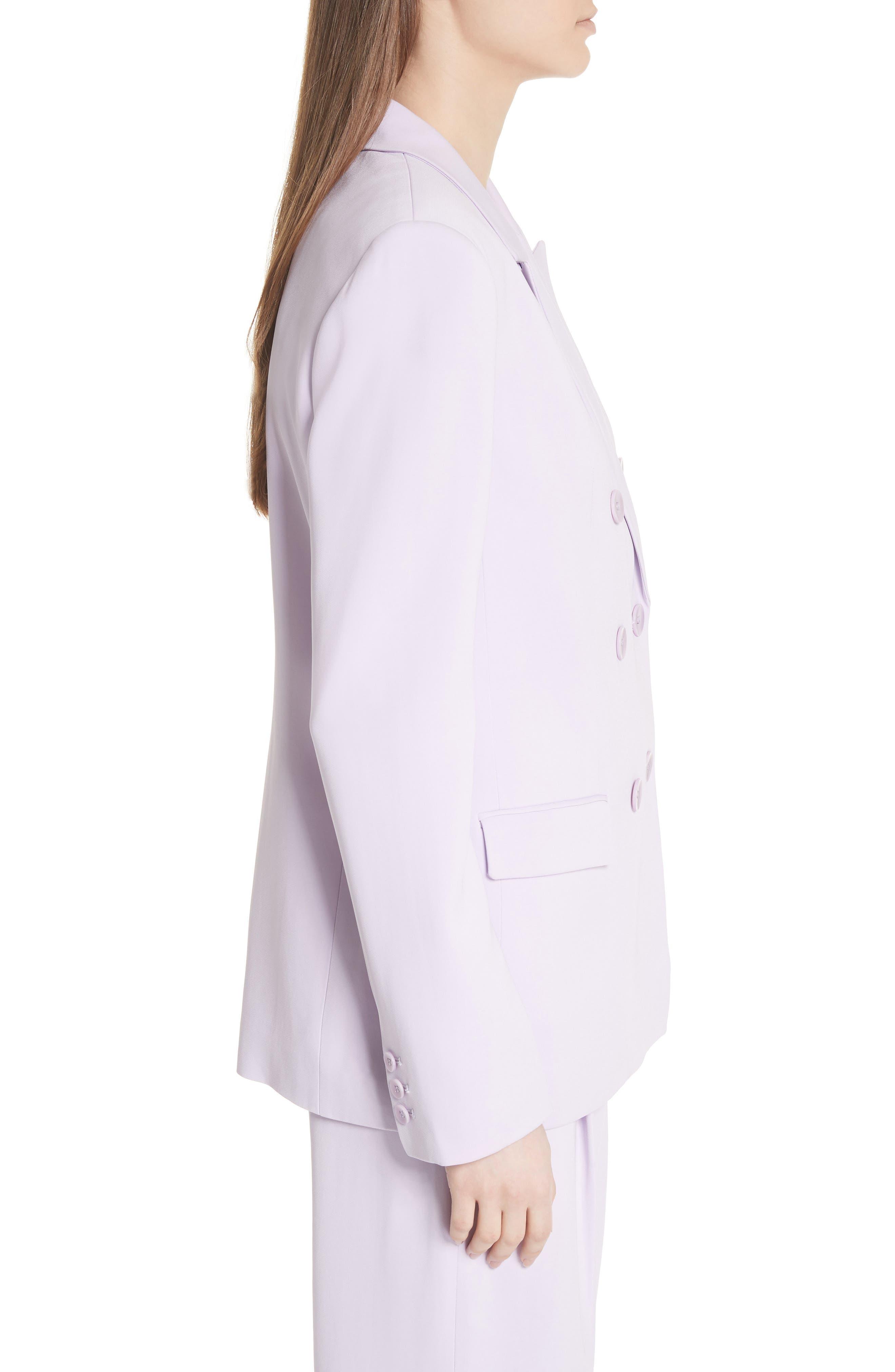Steward Suit Jacket,                             Alternate thumbnail 3, color,                             Lavender