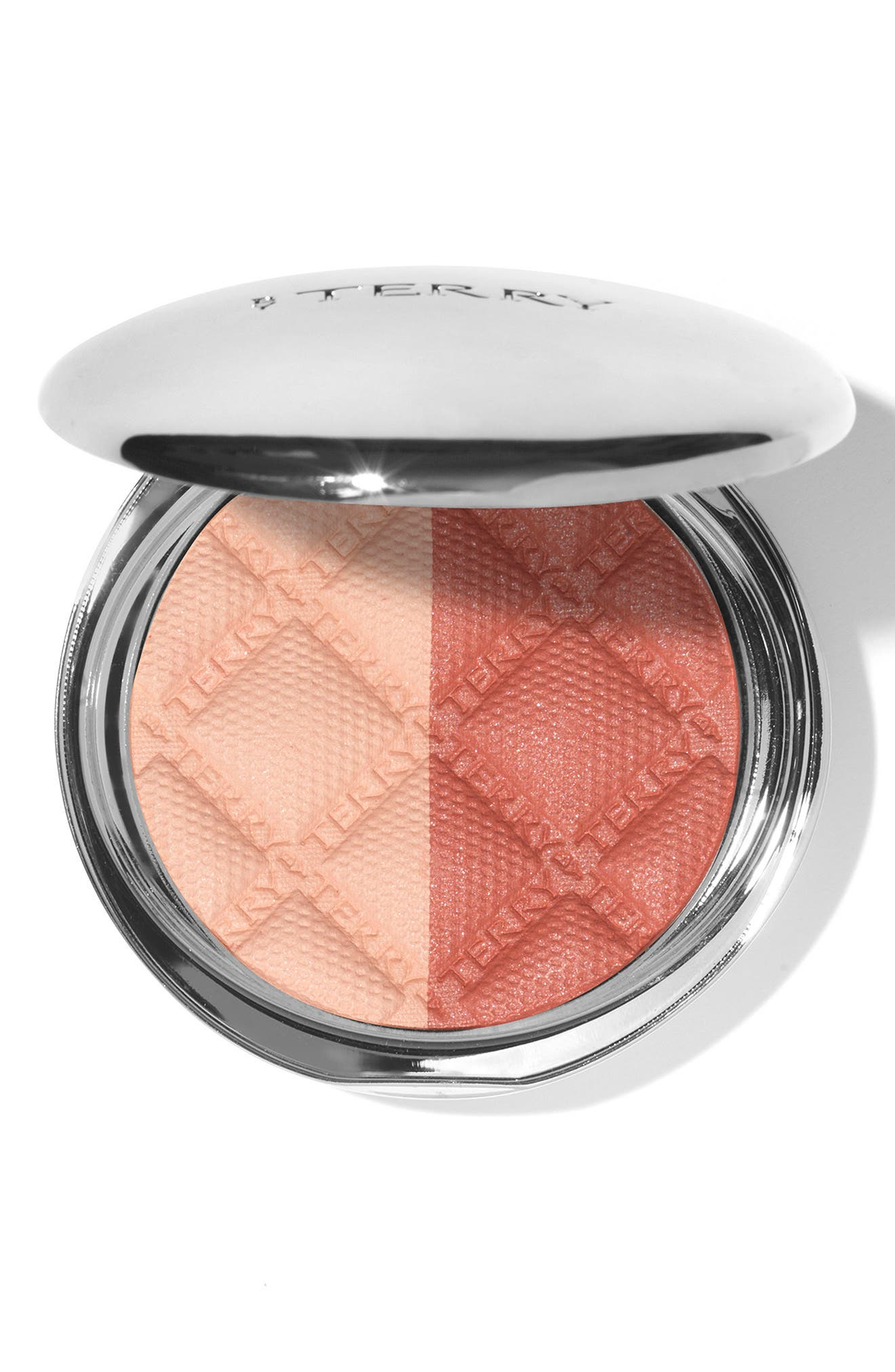 SPACE.NK.apothecary By Terry Terrybly Densiliss<sup>®</sup> Blush Contouring Compact,                             Main thumbnail 1, color,                             400 Rosy Shape