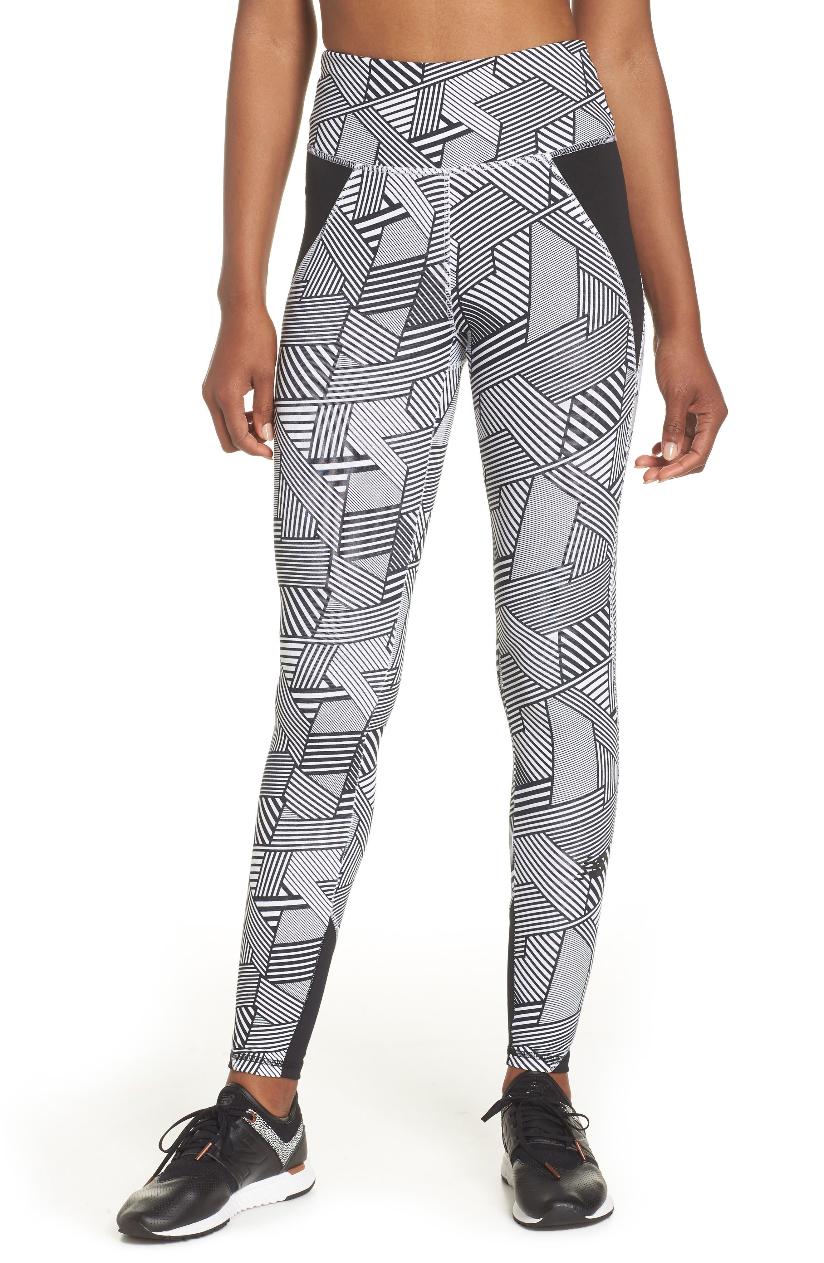 247 Sport Leggings,                         Main,                         color, Black Multi
