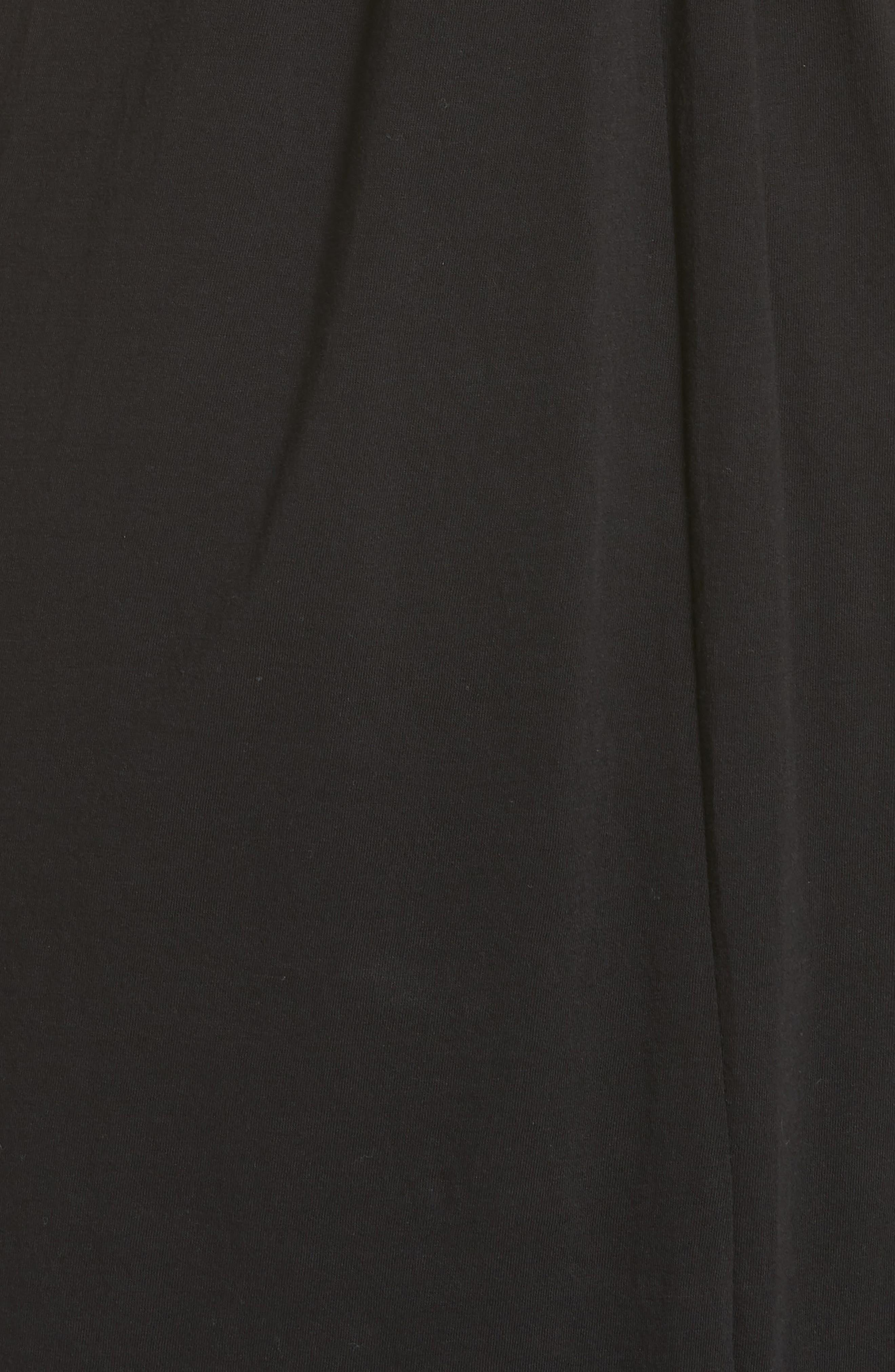 Alternate Image 5  - Vince Twist Back Pima Cotton Dress