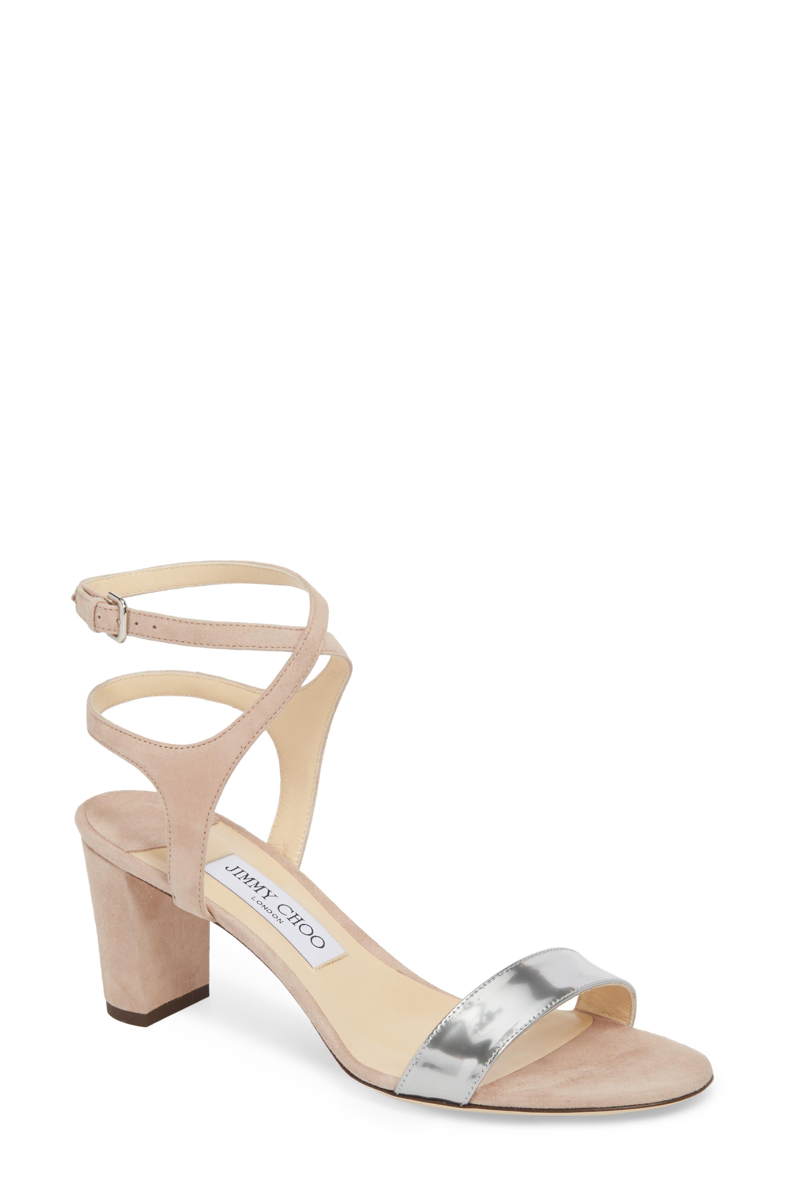 Marine Sandal,                         Main,                         color, Ballet Pink