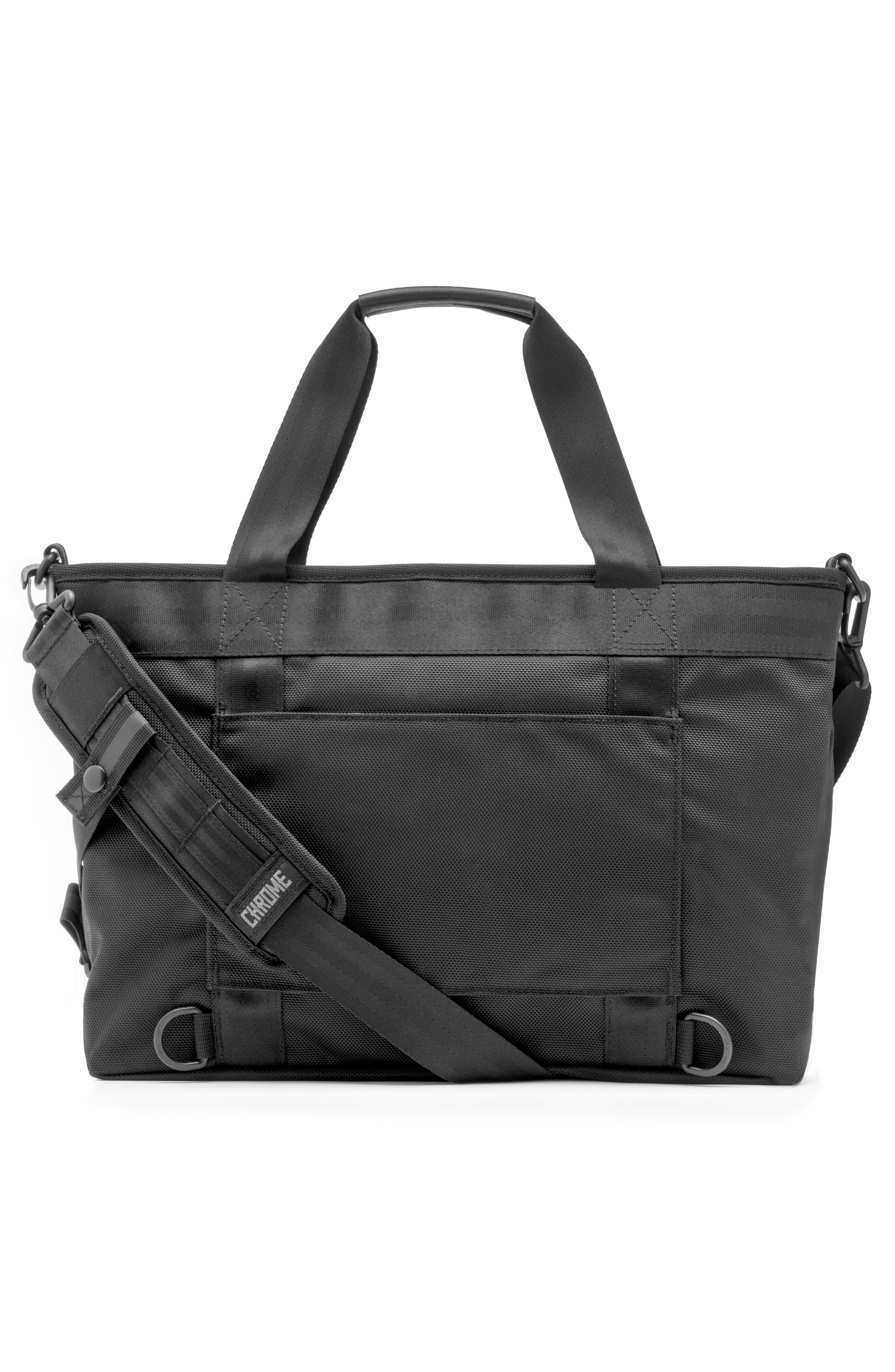 Juno Travel Tote Bag,                             Alternate thumbnail 2, color,                             All Black