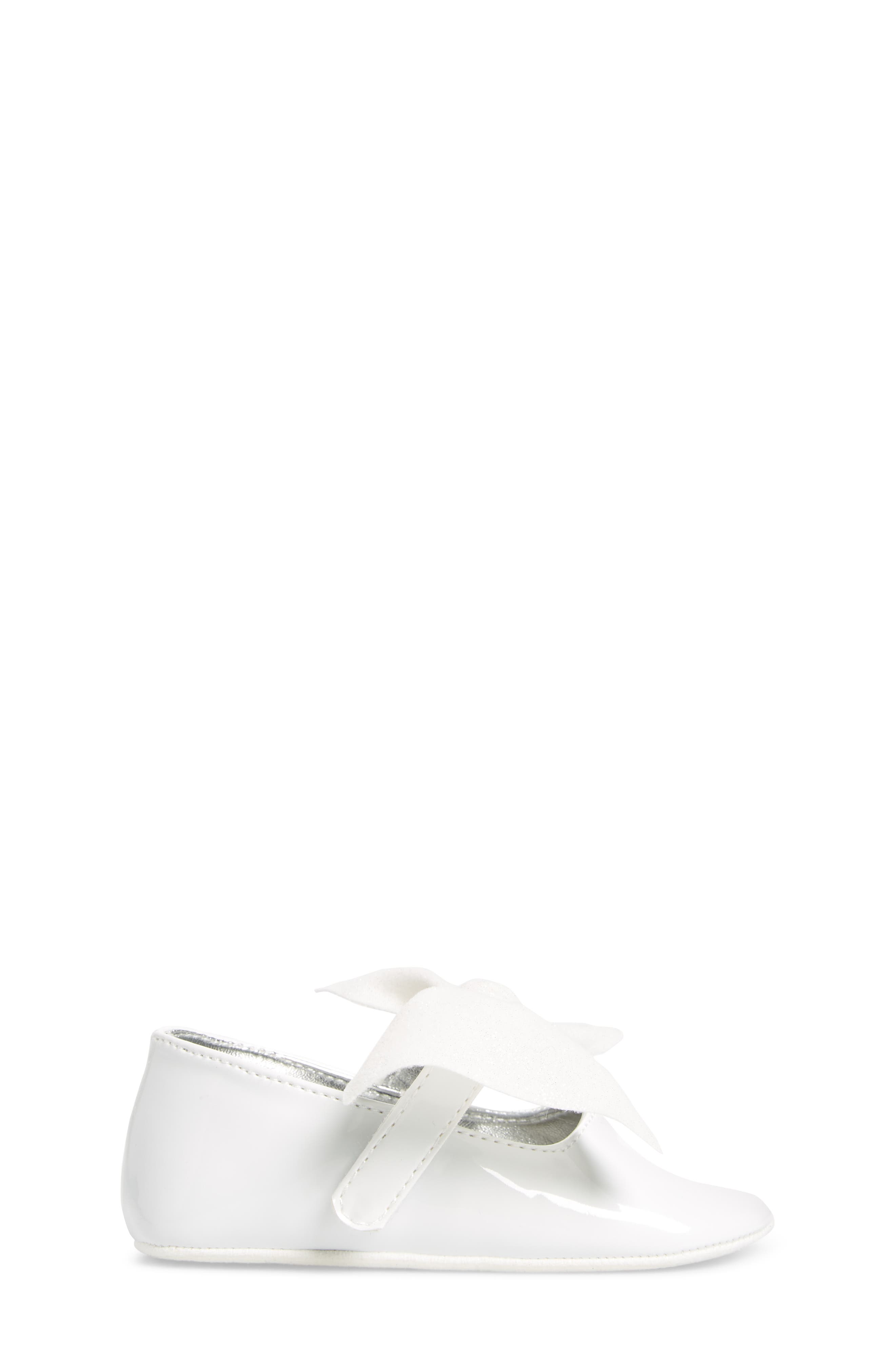 Alternate Image 3  - Kenneth Cole New York Baby Rose Knotted Mary Jane (Baby)