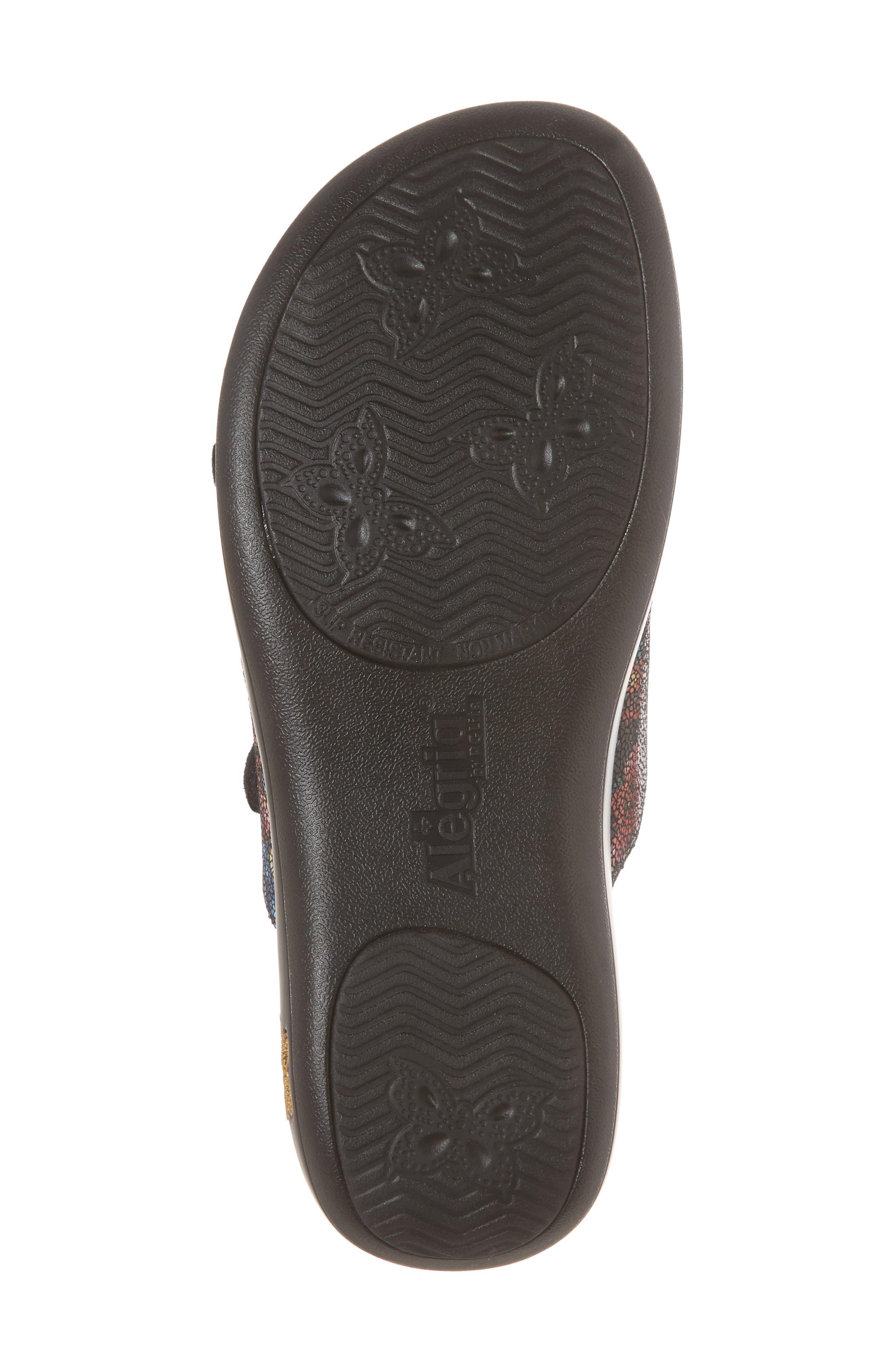 Jade Sandal,                             Alternate thumbnail 6, color,                             Florensic Files Leather