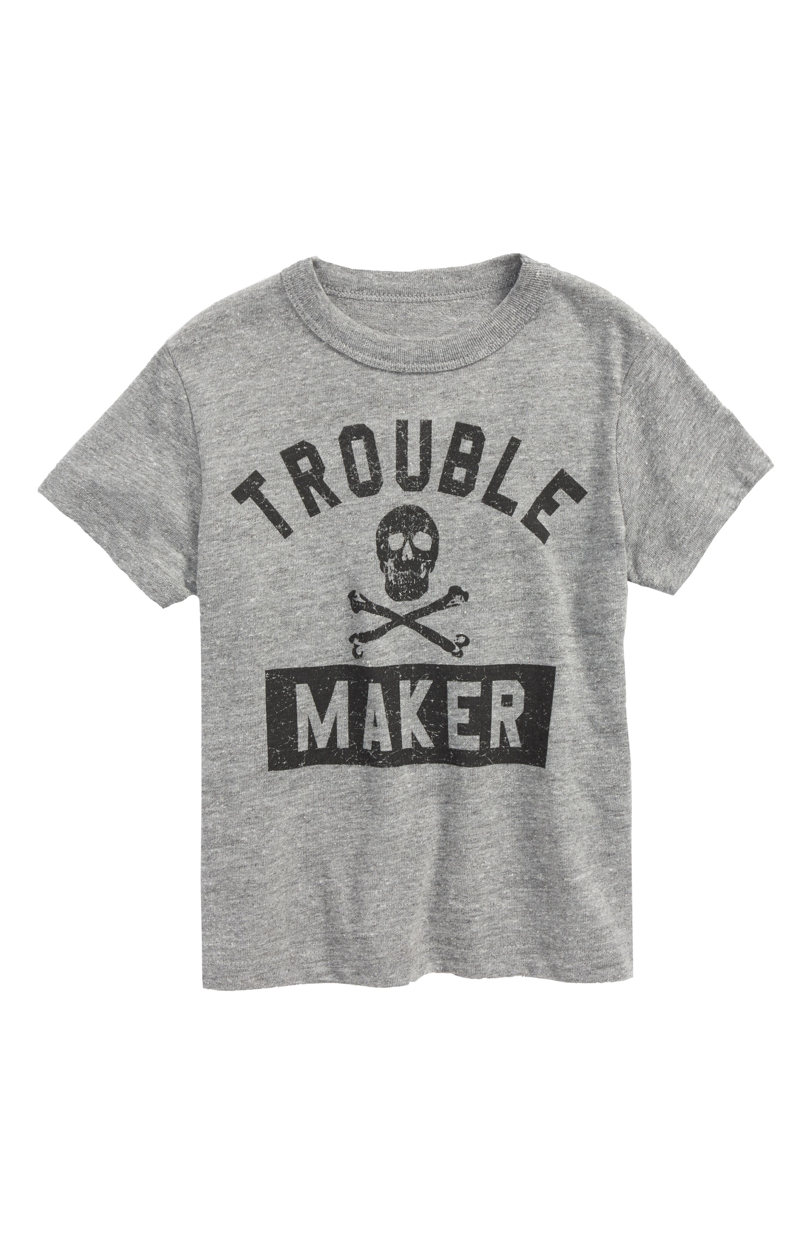 Chaser Trouble Maker T-Shirt (Toddler Boys, Little Boys & Big Boys)
