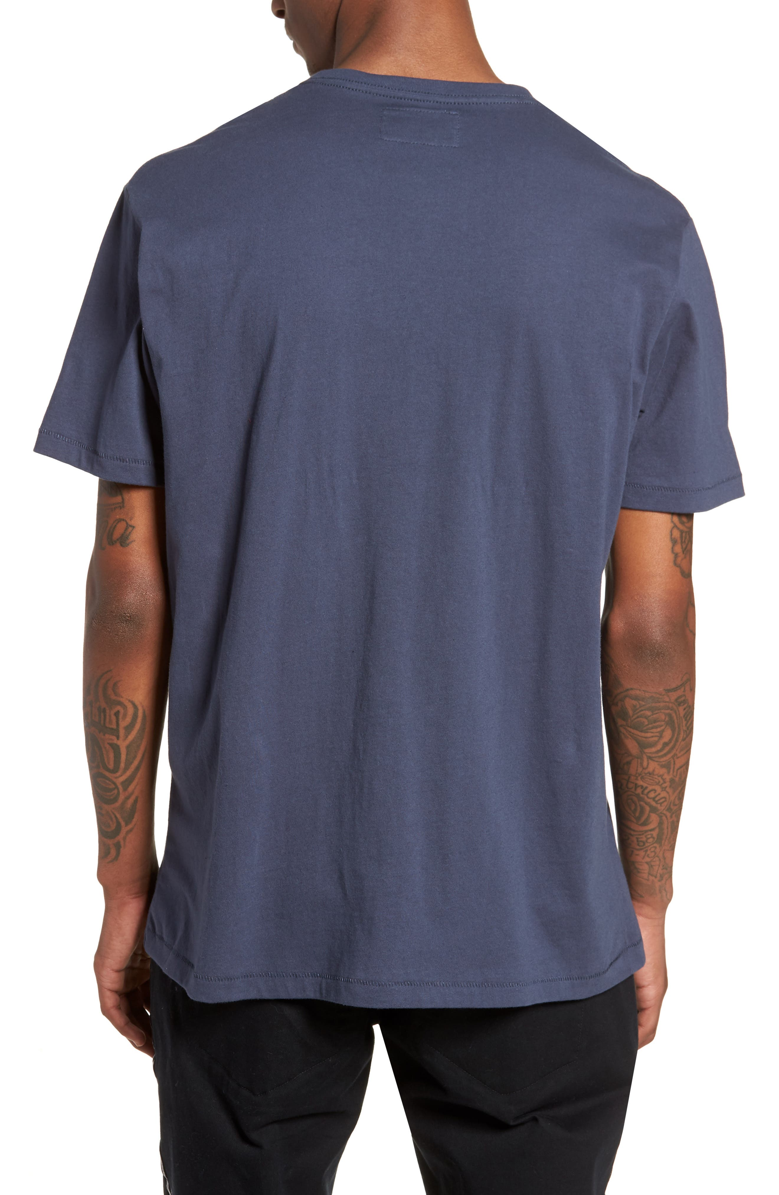 Disco T-Shirt,                             Alternate thumbnail 2, color,                             Slate