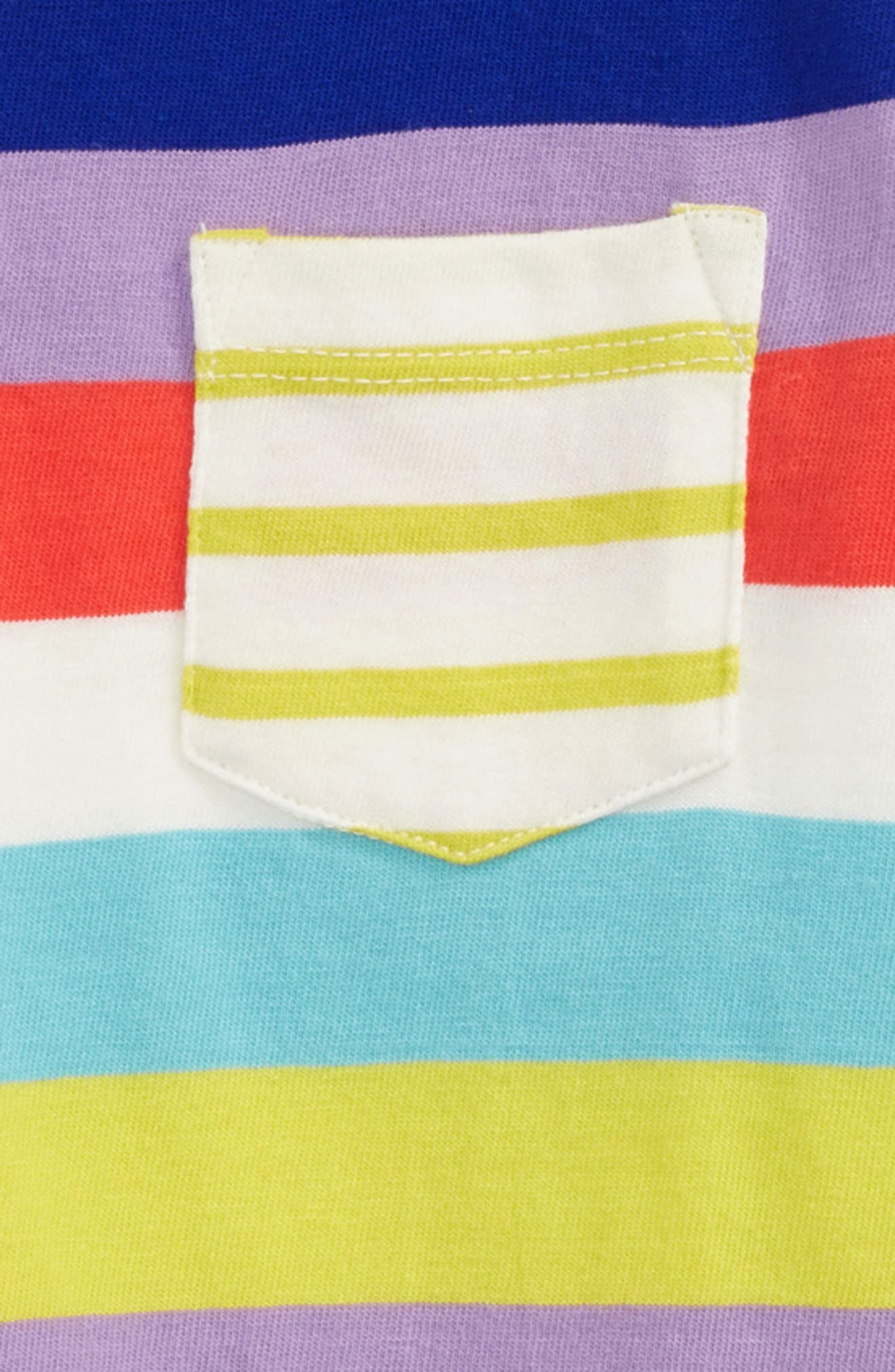 Summer Hotchpotch Tee,                             Alternate thumbnail 2, color,                             Candy Stripe Str