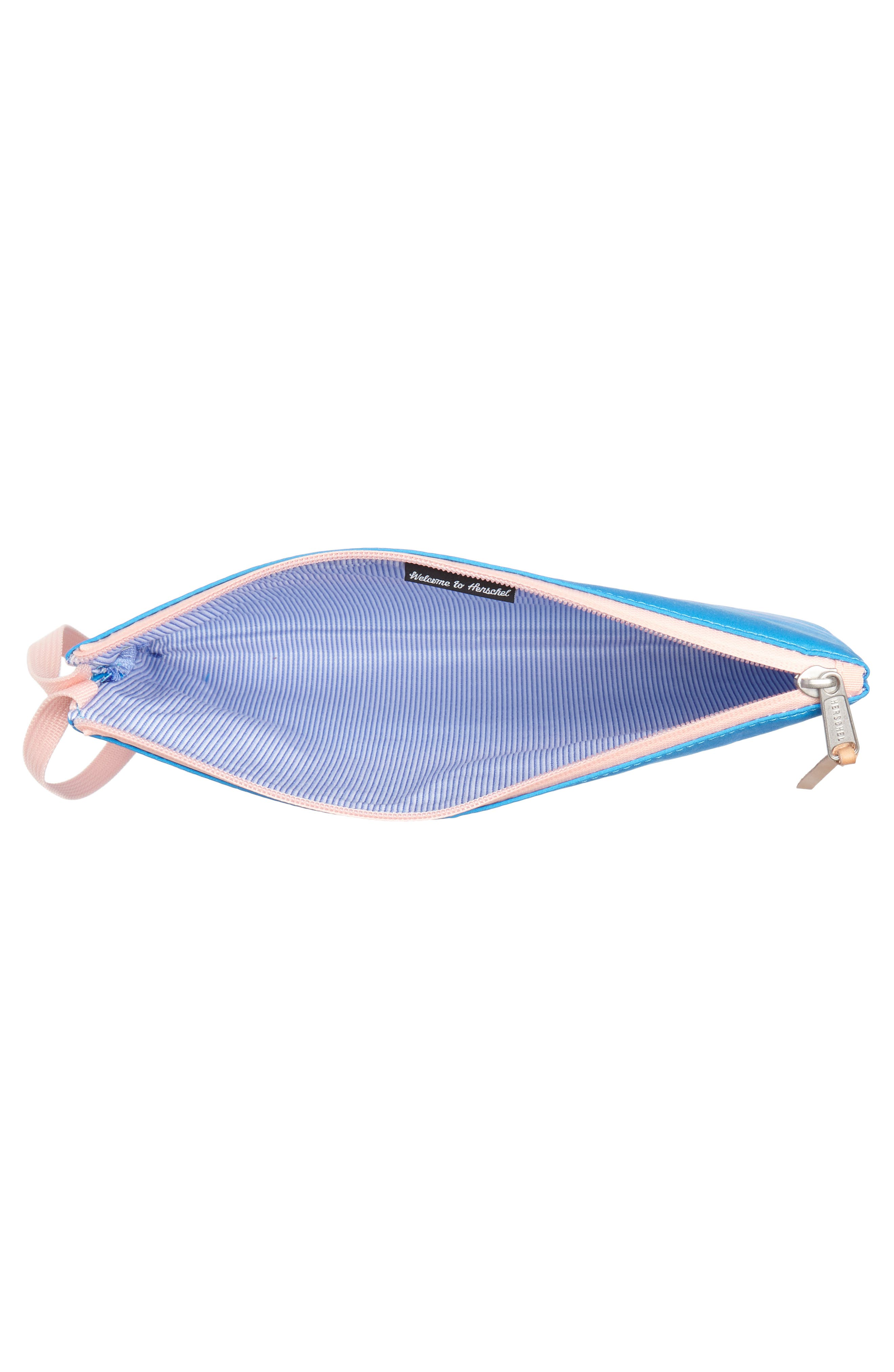 Mirage Network Large Pouch,                             Alternate thumbnail 4, color,                             Wave