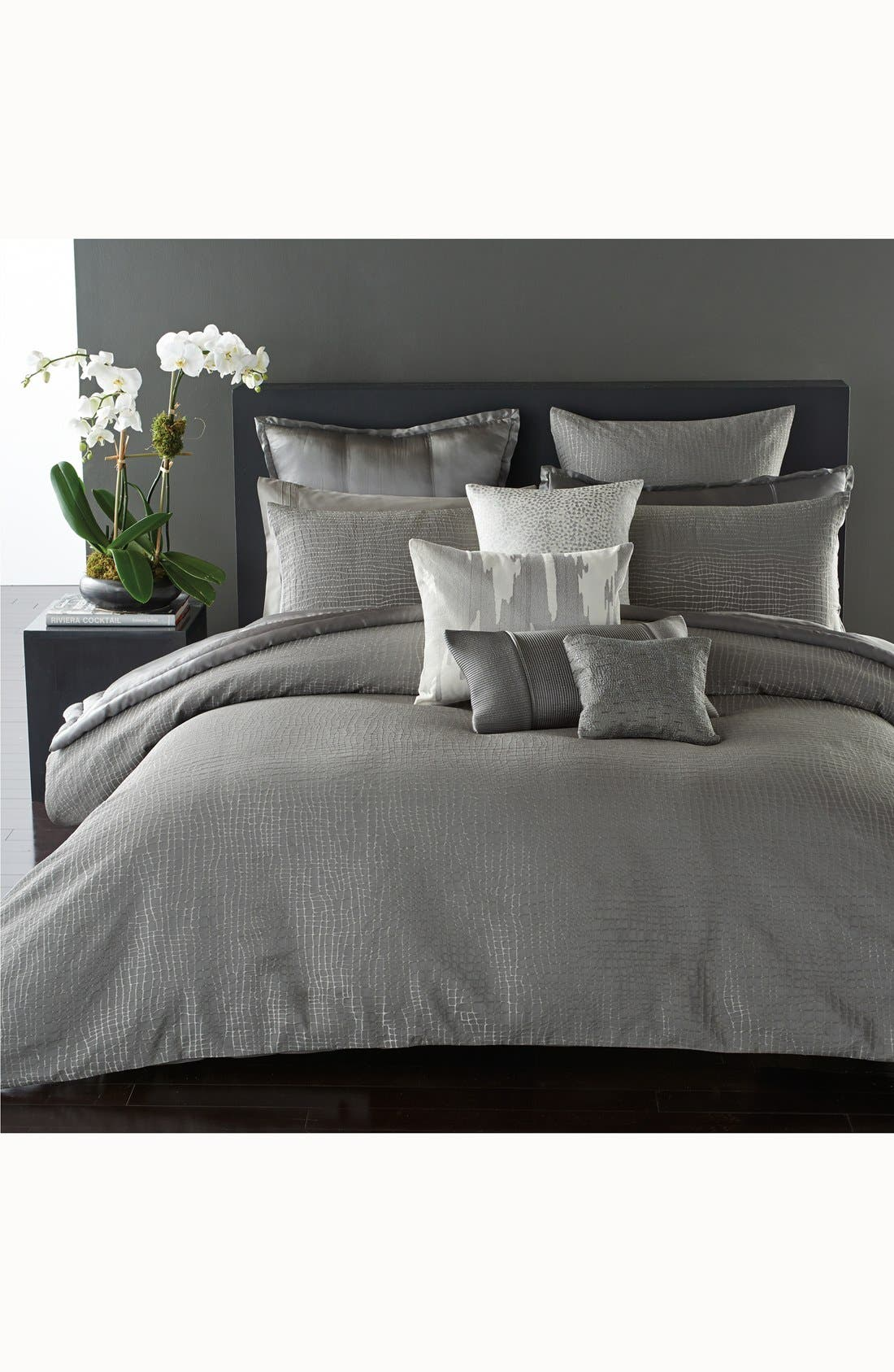 Alternate Image 1 Selected - Donna Karan Collection 'Surface' Duvet Cover