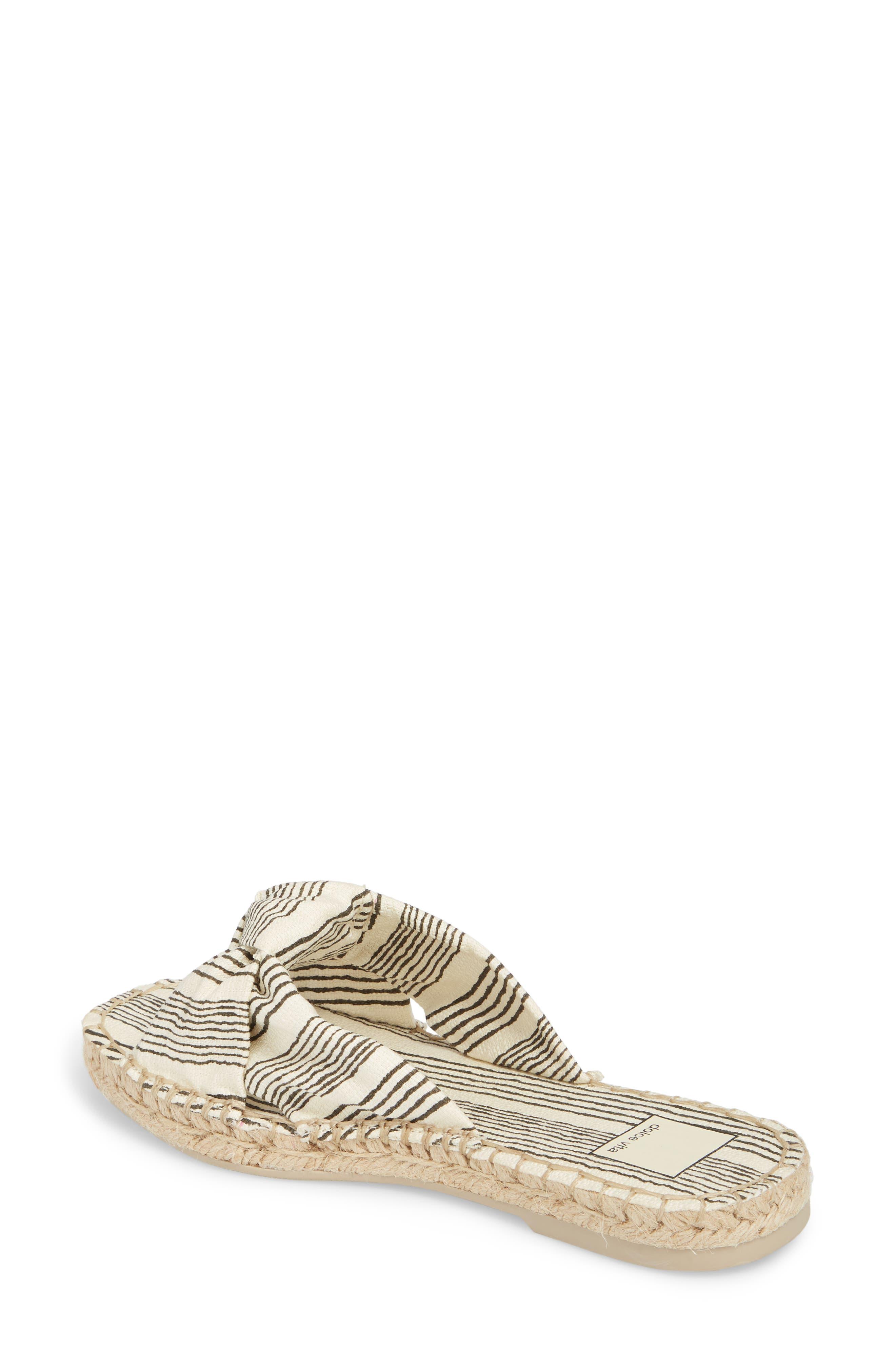 Alternate Image 2  - Dolce Vita Benicia Knotted Slide Sandal (Women)