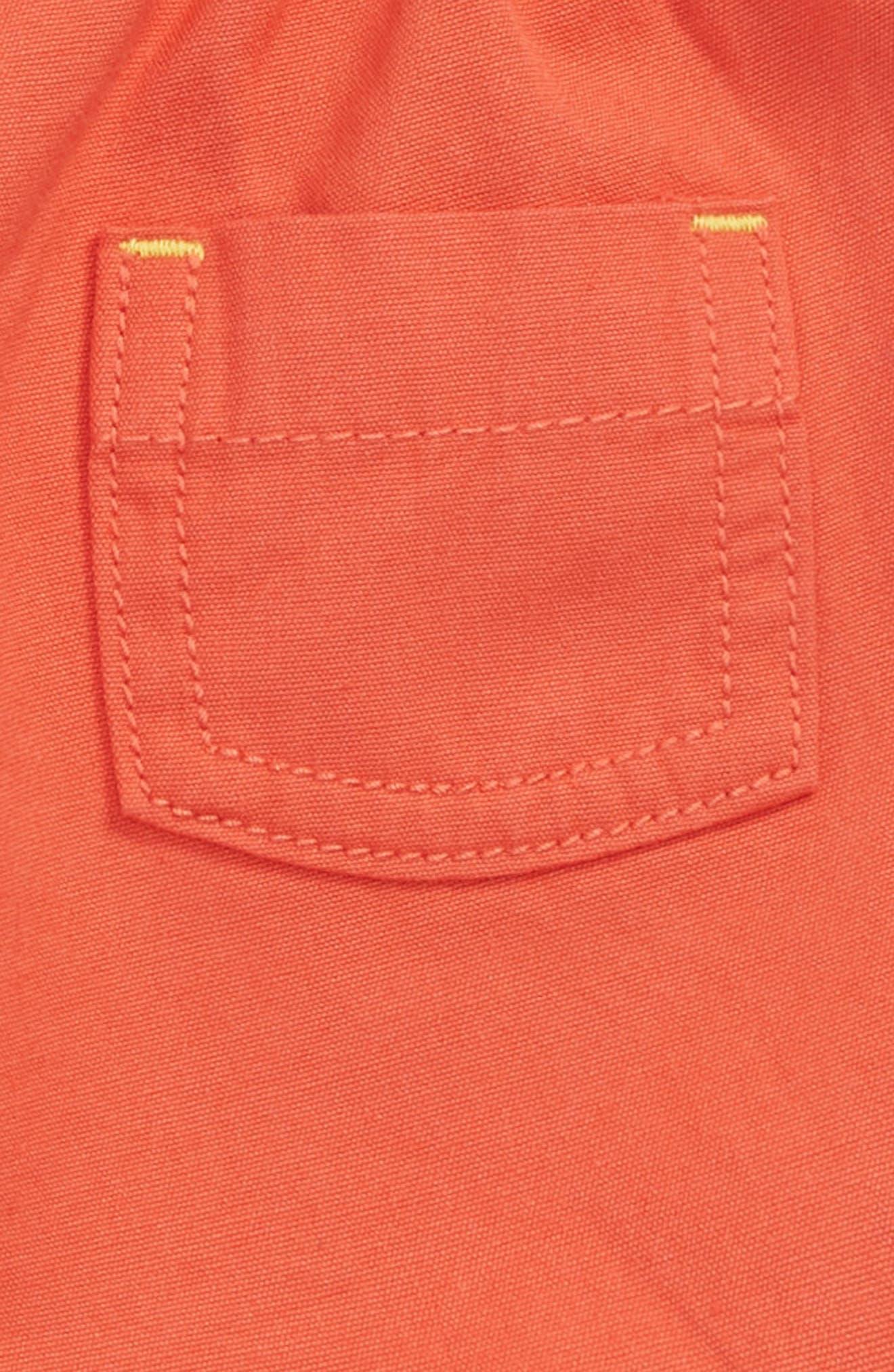 Explorer Shorts,                             Alternate thumbnail 3, color,                             Red Crayon