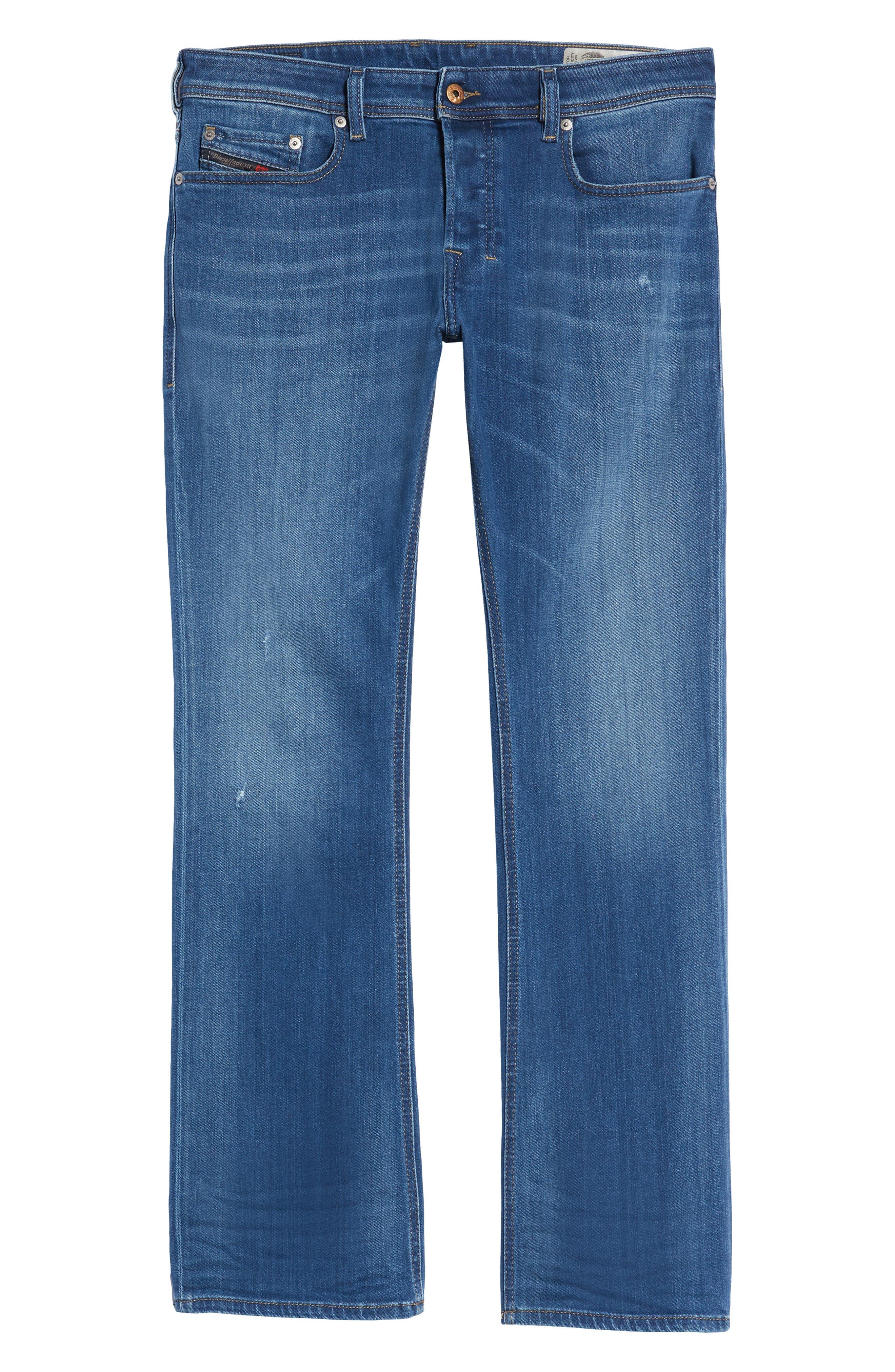 Zatiny Bootcut Jeans,                             Alternate thumbnail 6, color,                             084Qq