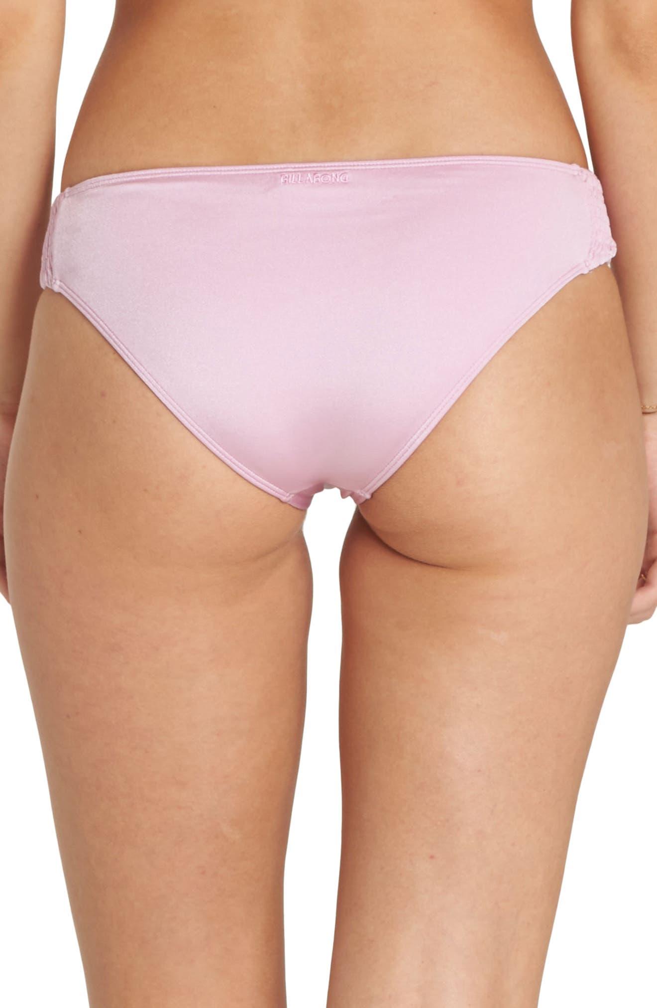Sol Searcher Lowrider Bikini Bottoms,                             Alternate thumbnail 2, color,                             Wild Lavender