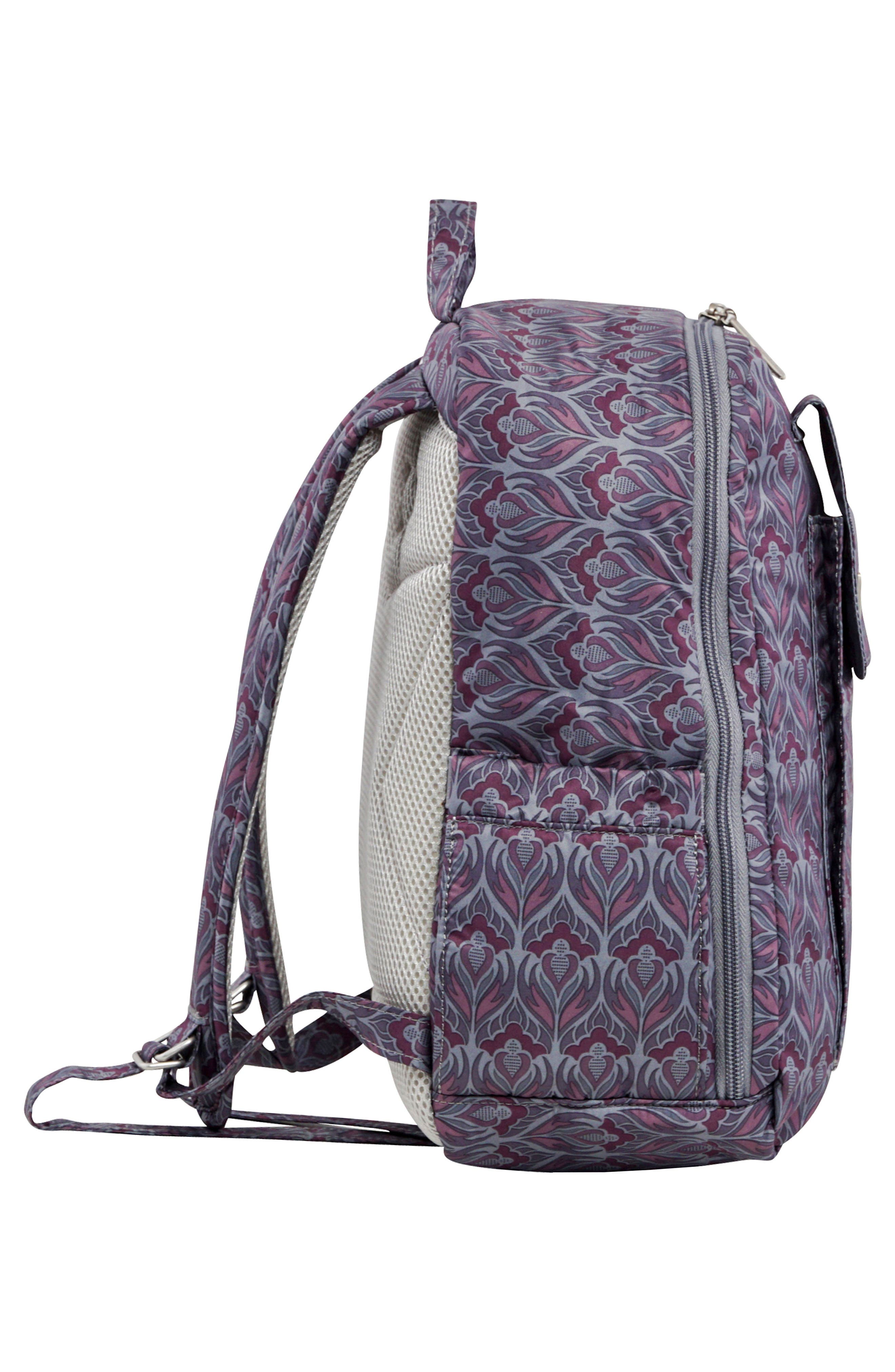 'Mini Be' Backpack,                             Alternate thumbnail 5, color,                             Amethyst Ice