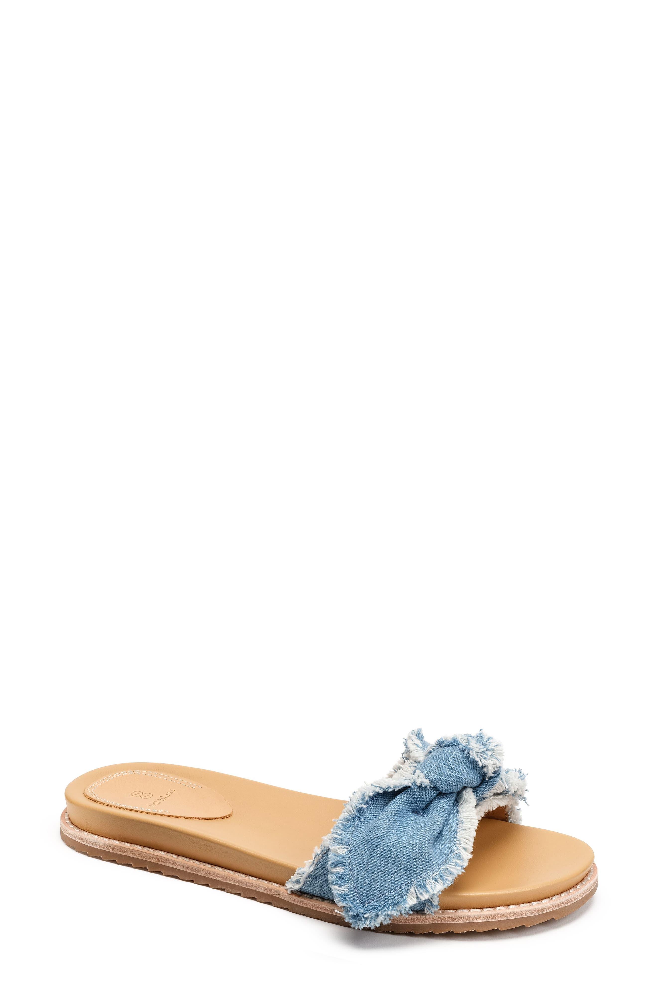 Bill Blass Carmela Slide Sandal (Women)