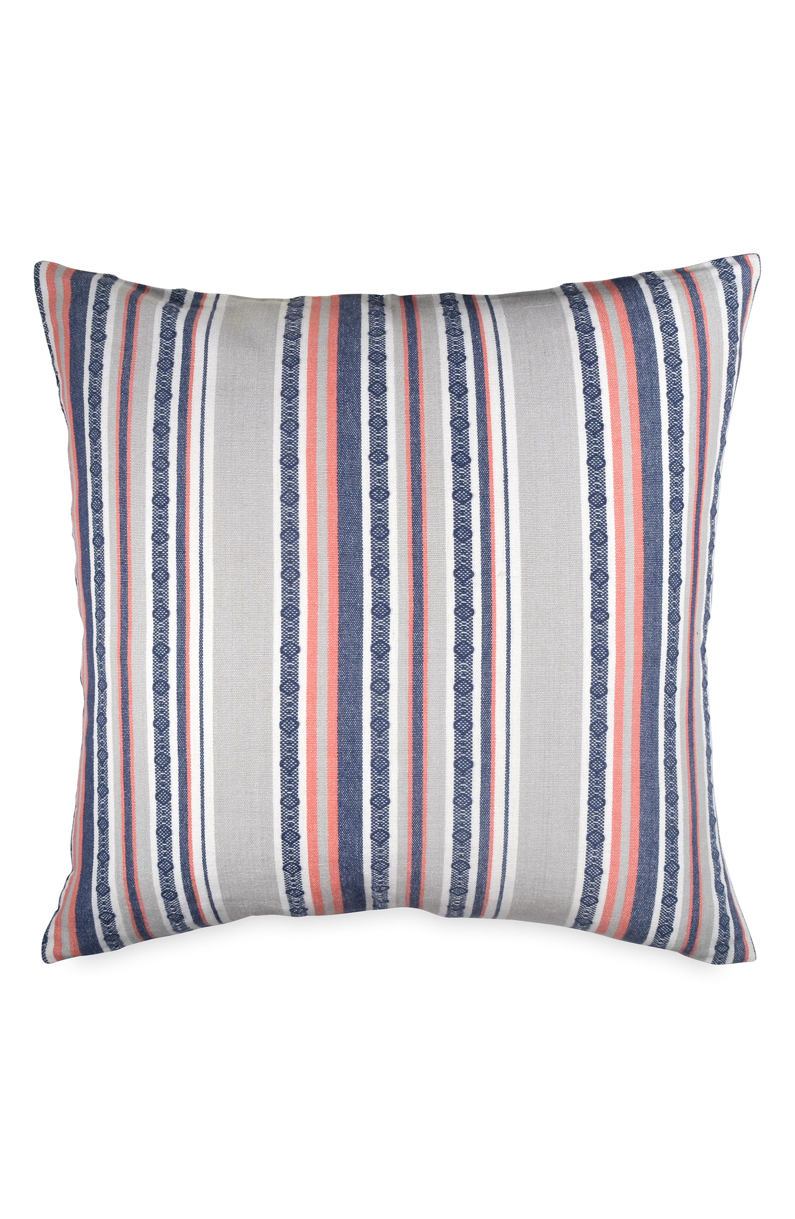 Woven Accent Pillow,                         Main,                         color, Grey