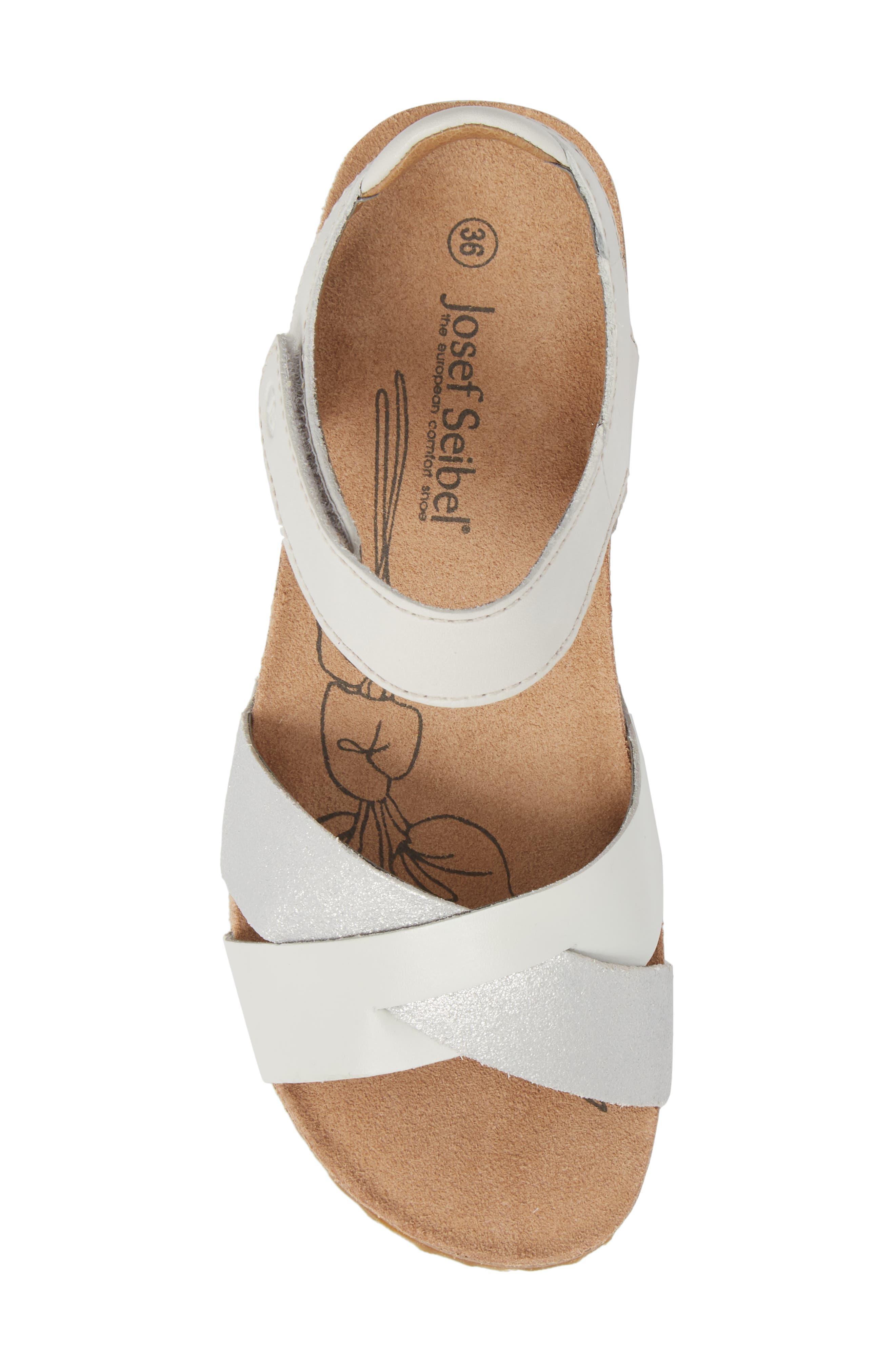 Alternate Image 5  - Josef Seibel Tonga 49 Sandal (Women)