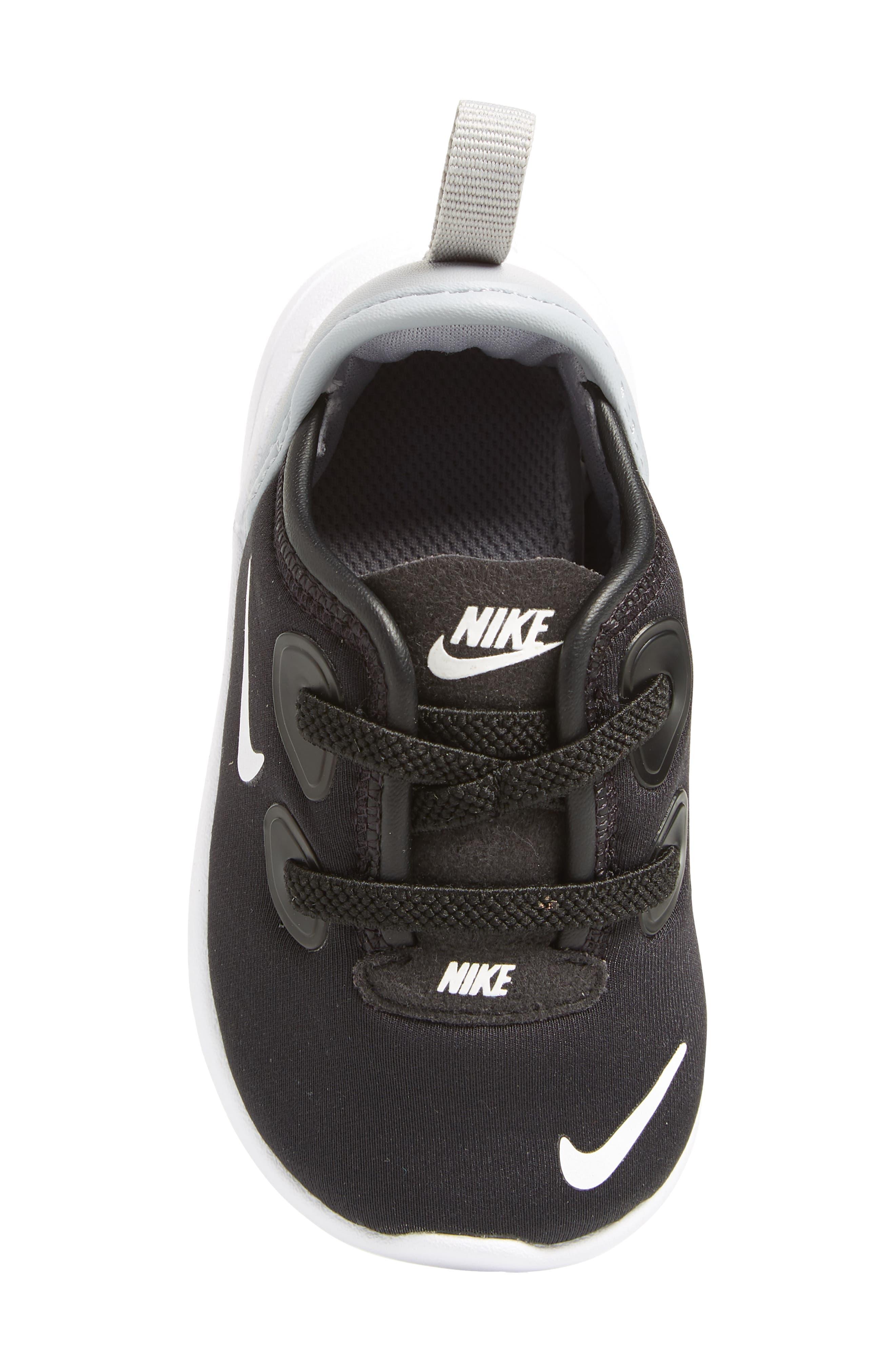Hakata Sneaker,                             Alternate thumbnail 5, color,                             Black/ White/ Wolf Grey