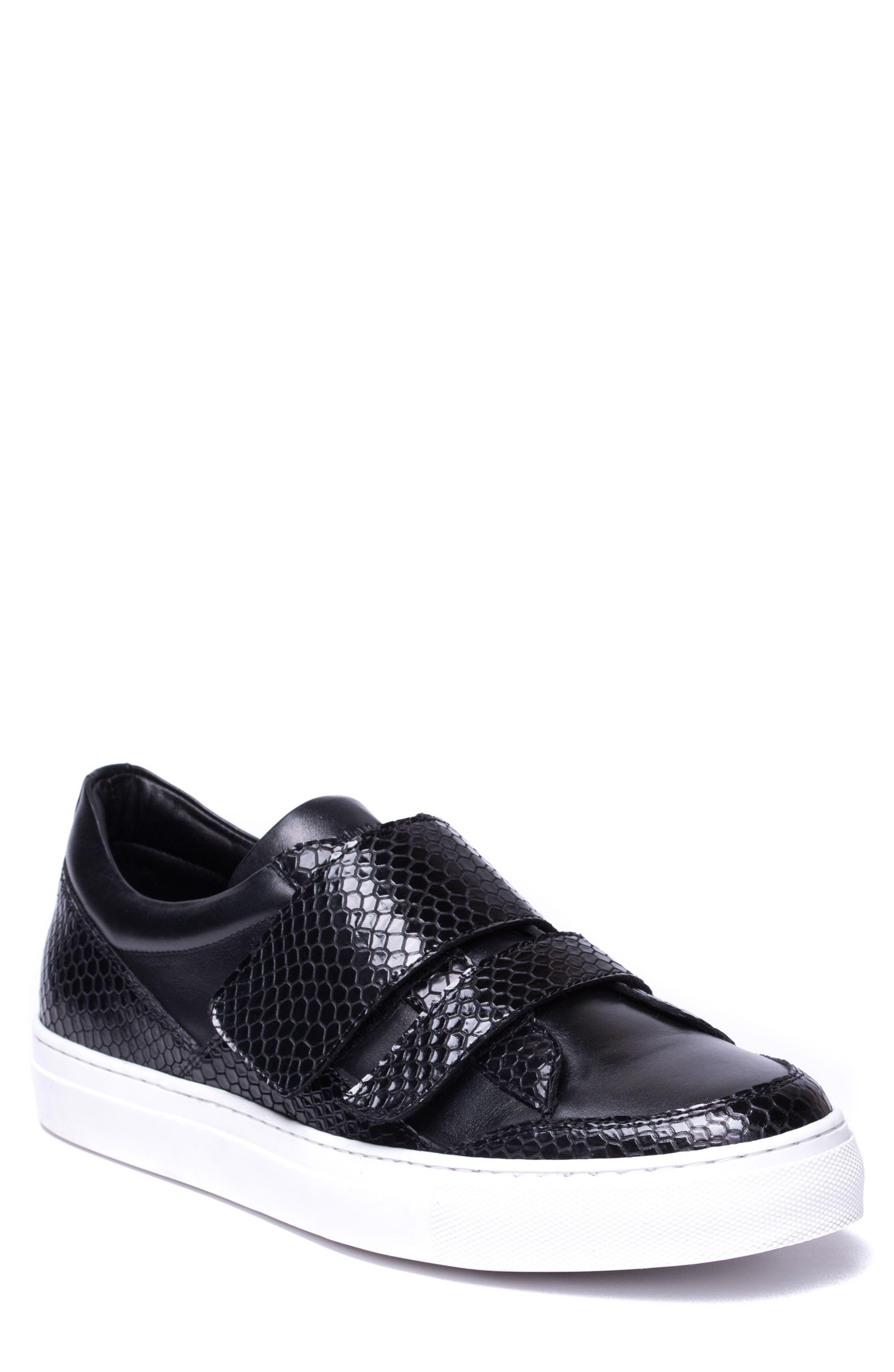 Jared Lang Men's Luke Double Strap Sneaker W704Y