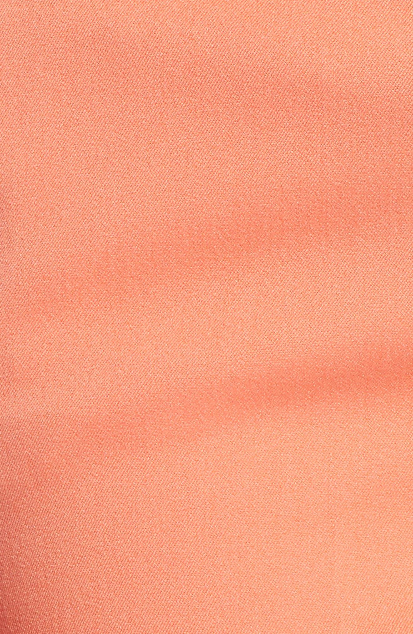 Alternate Image 4  - Halogen® Crop Stretch Cotton Pants (Regular & Petite)