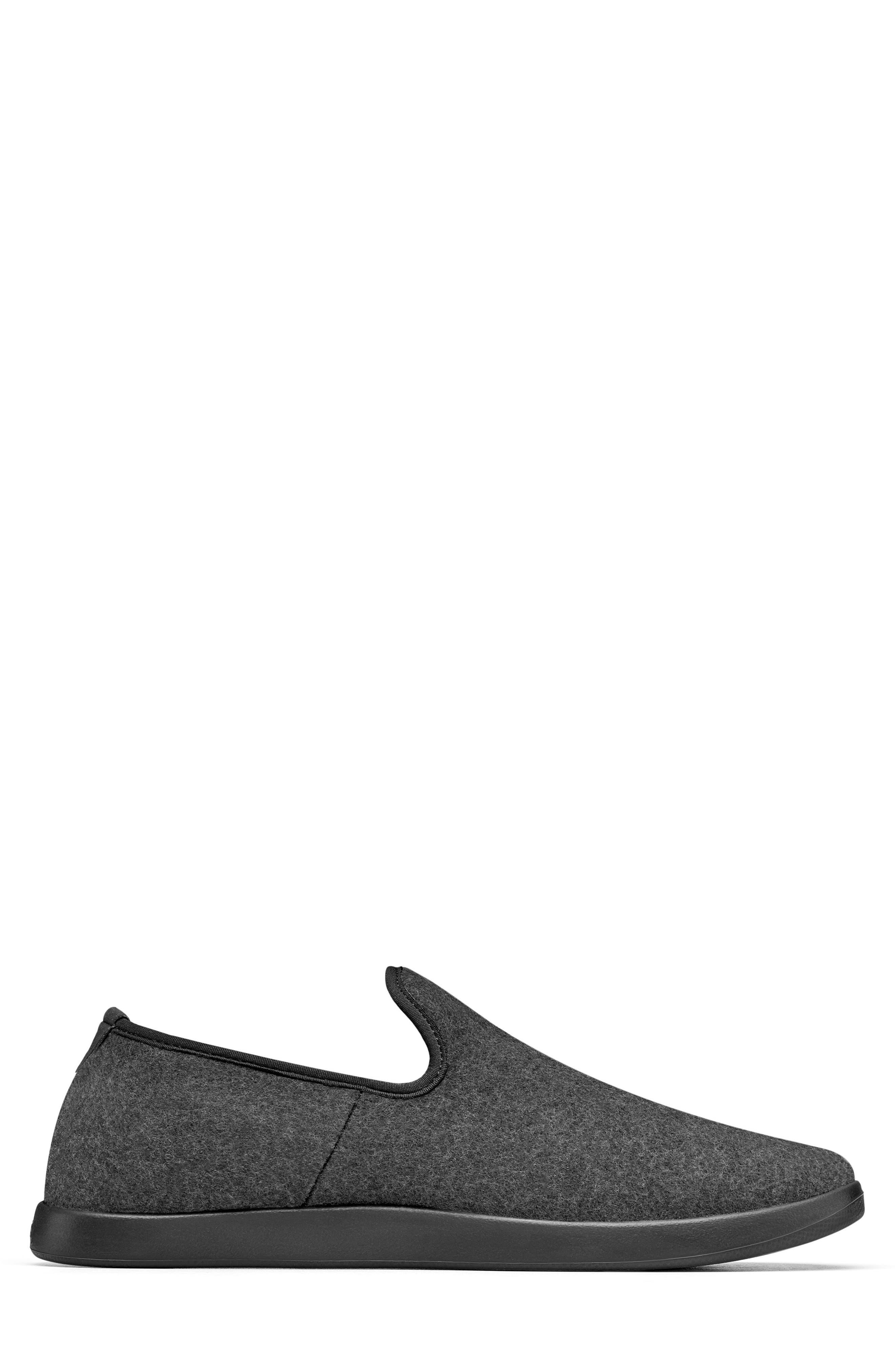 Wool Lounger,                             Alternate thumbnail 2, color,                             Natural Black