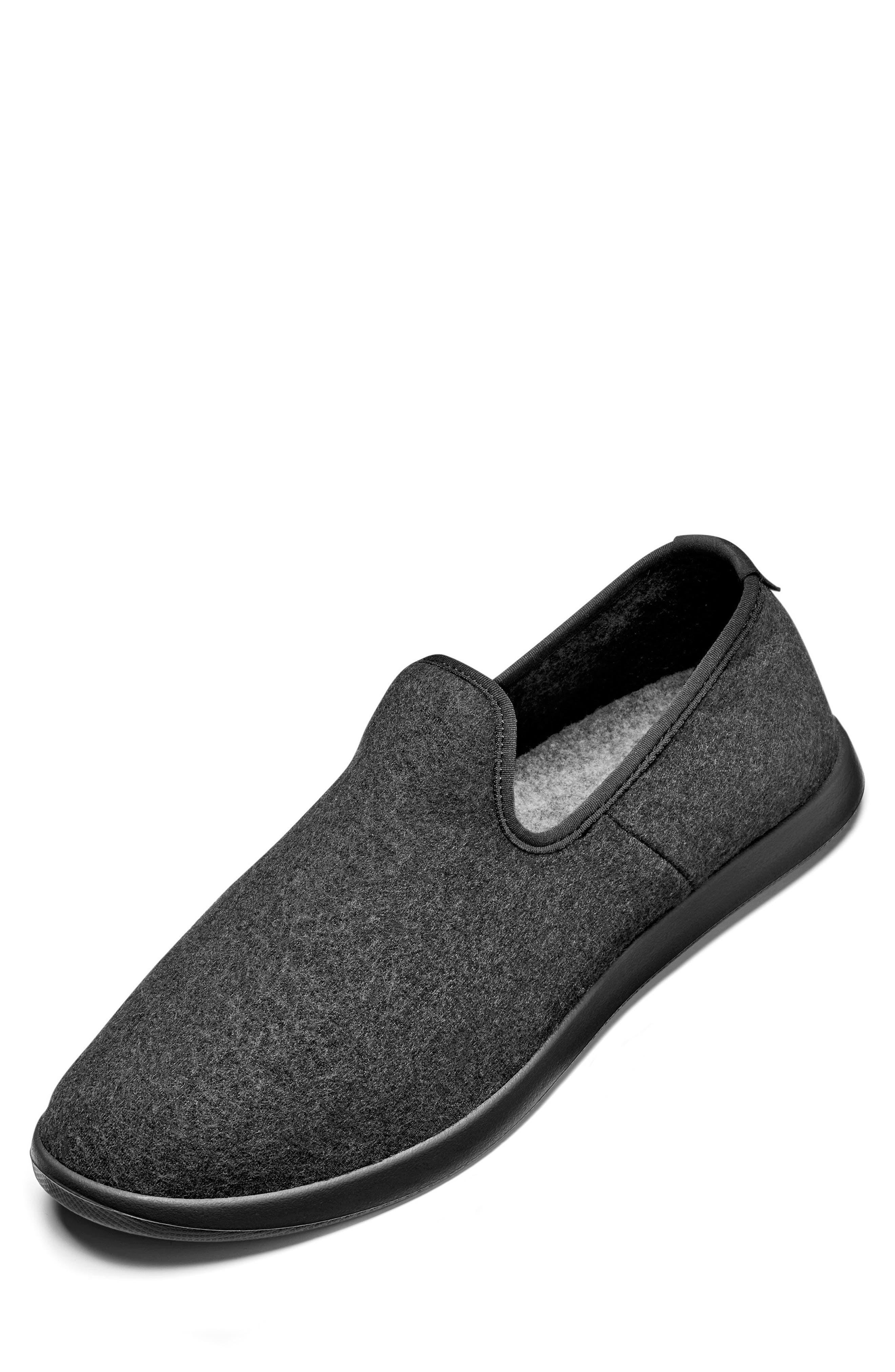 Wool Lounger,                             Main thumbnail 1, color,                             Natural Black