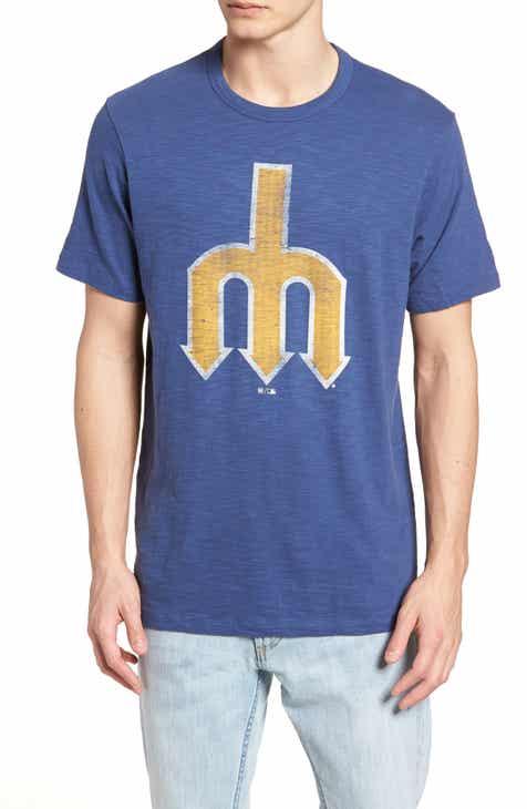 '47 MLB Grit Scrum Seattle Mariners T-Shirt