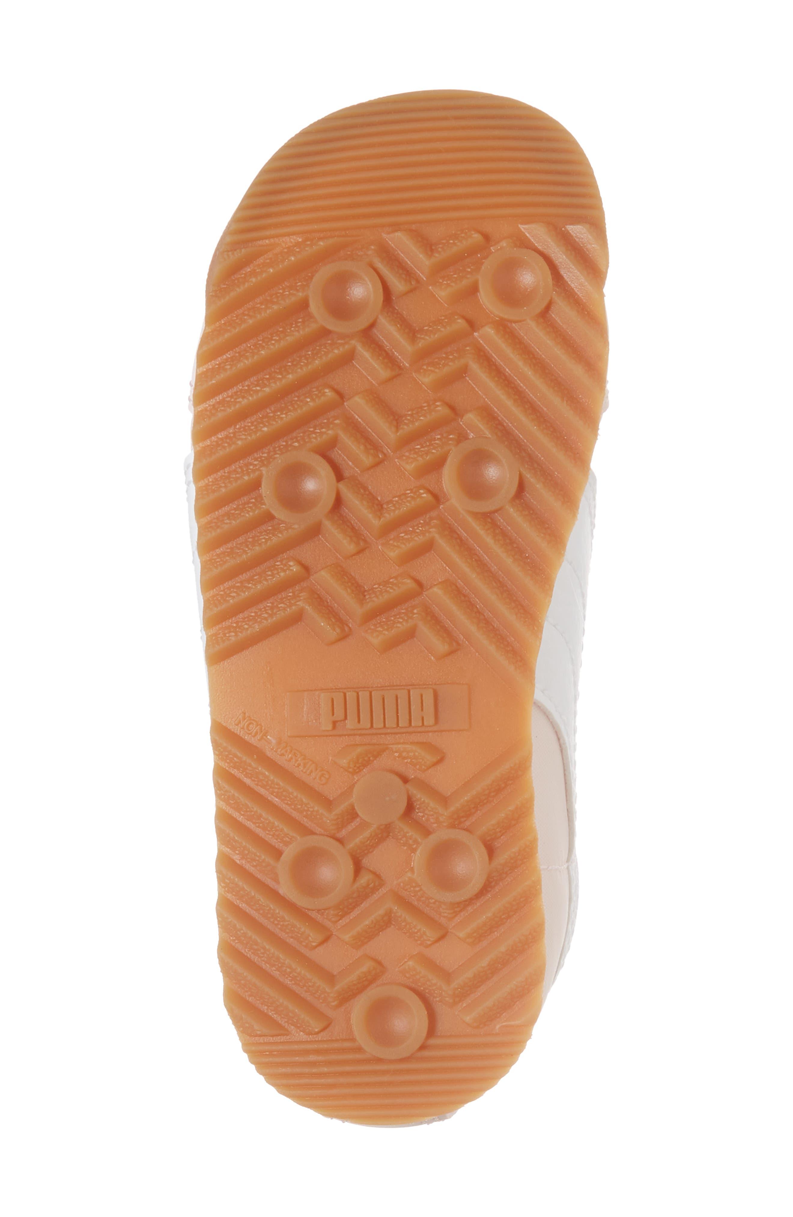 Roma Basic Summer Sneaker,                             Alternate thumbnail 6, color,                             Pearl/ White