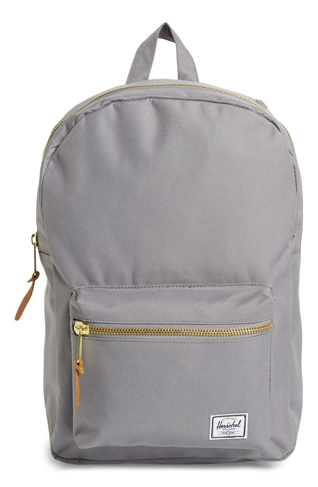 'Settlement Mid Volume' Backpack,                             Main thumbnail 1, color,                             Grey