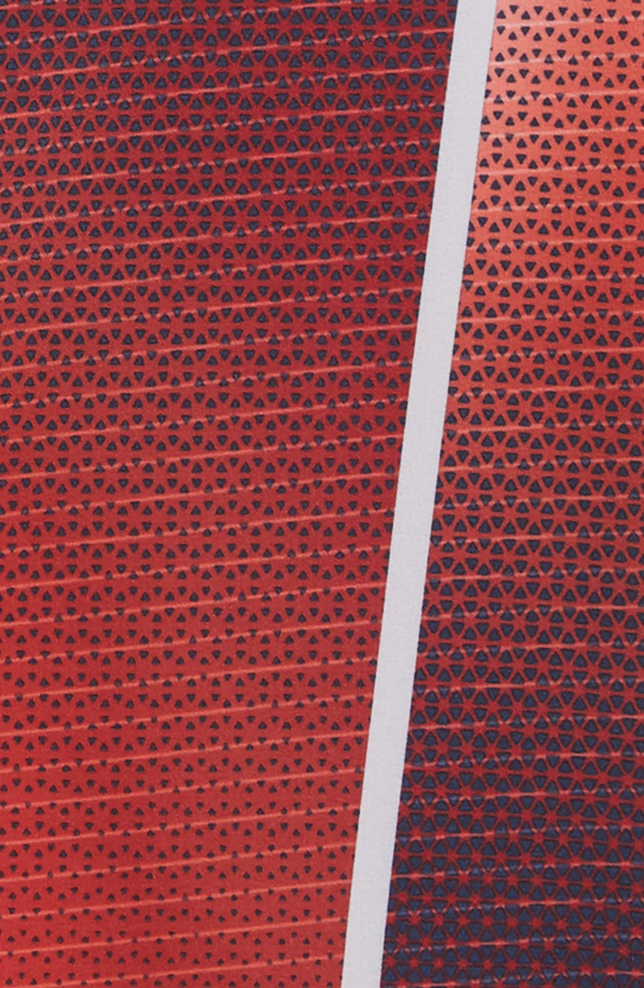 Hyperfreak Prizma Board Shorts,                             Alternate thumbnail 2, color,                             Red