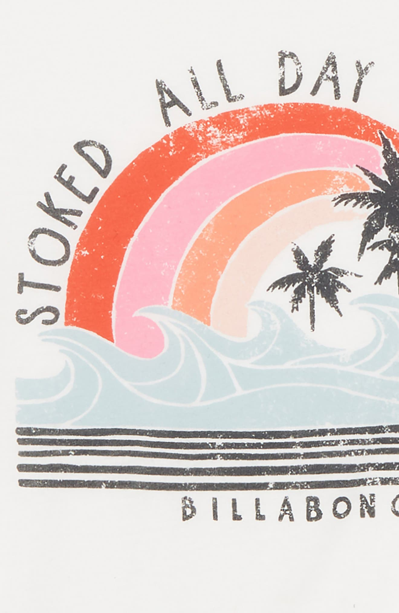 Stoked All Day Graphic Tee,                             Alternate thumbnail 2, color,                             Cool Wip