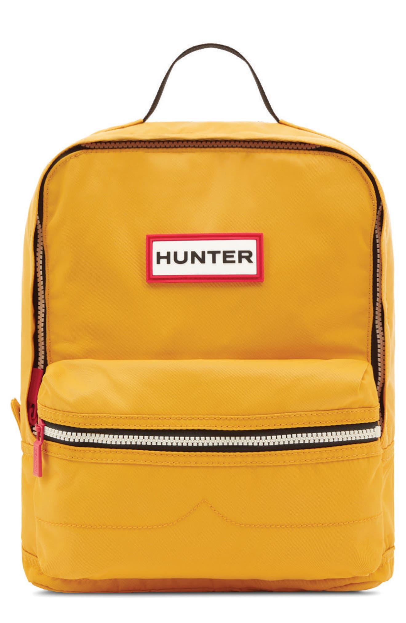 Original Water Resistant Nylon Backpack,                         Main,                         color, Yellow