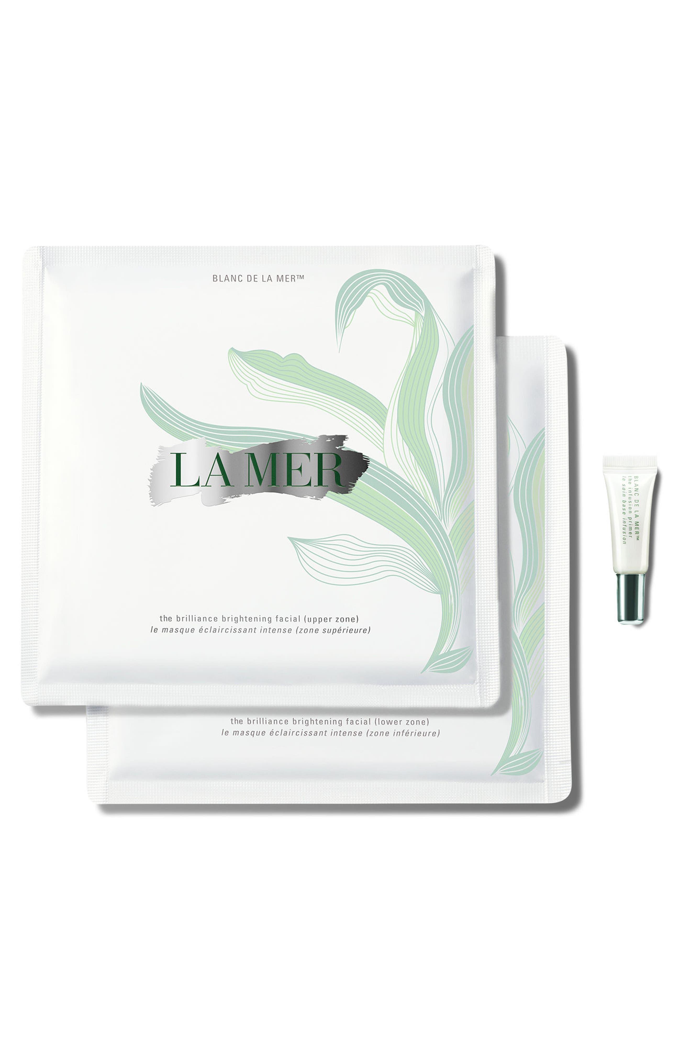 La Mer The Brilliance Brightening Facial Kit