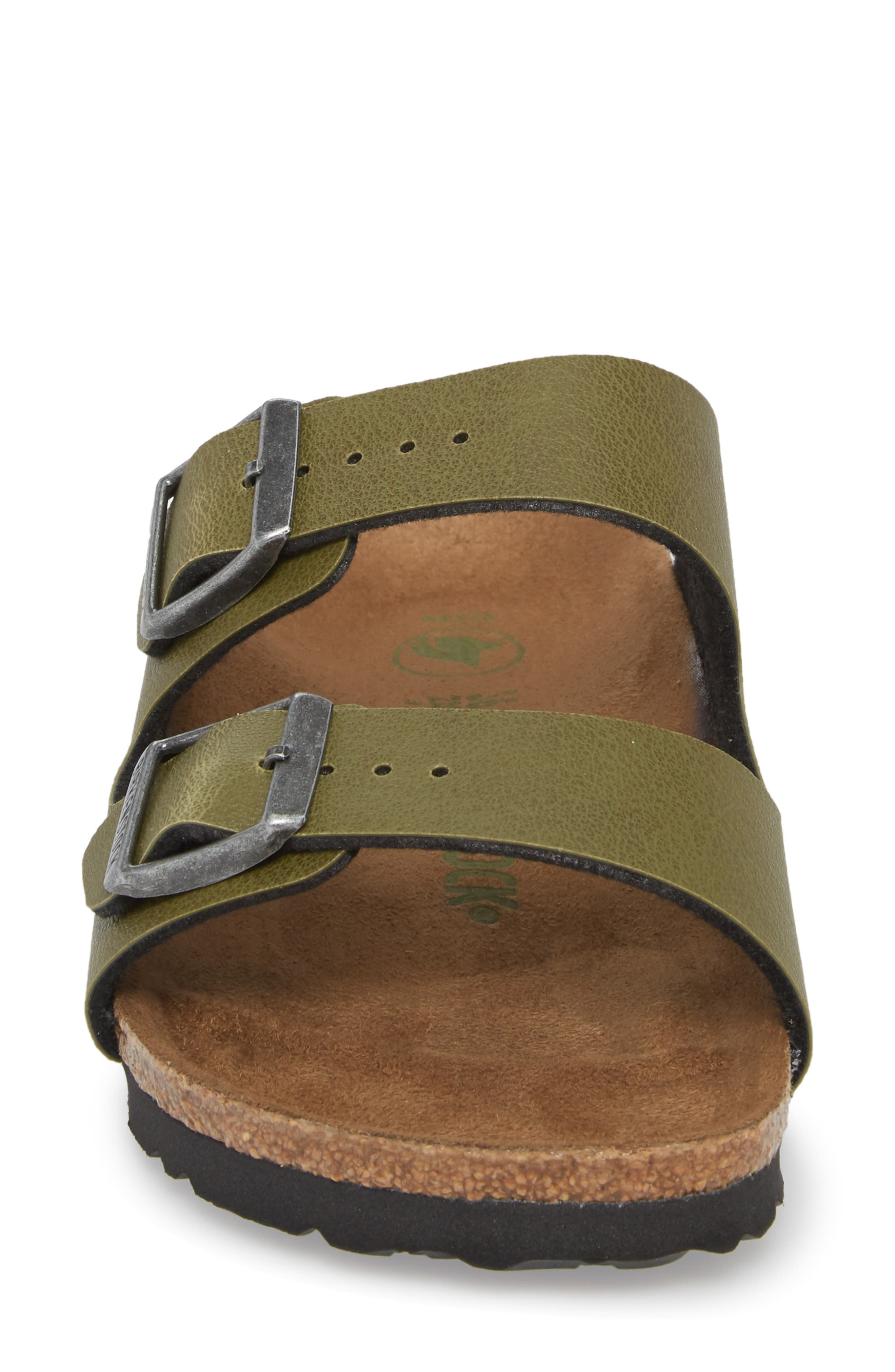 Alternate Image 4  - Birkenstock Arizona Birko-Flor™ Slide Sandal (Women)