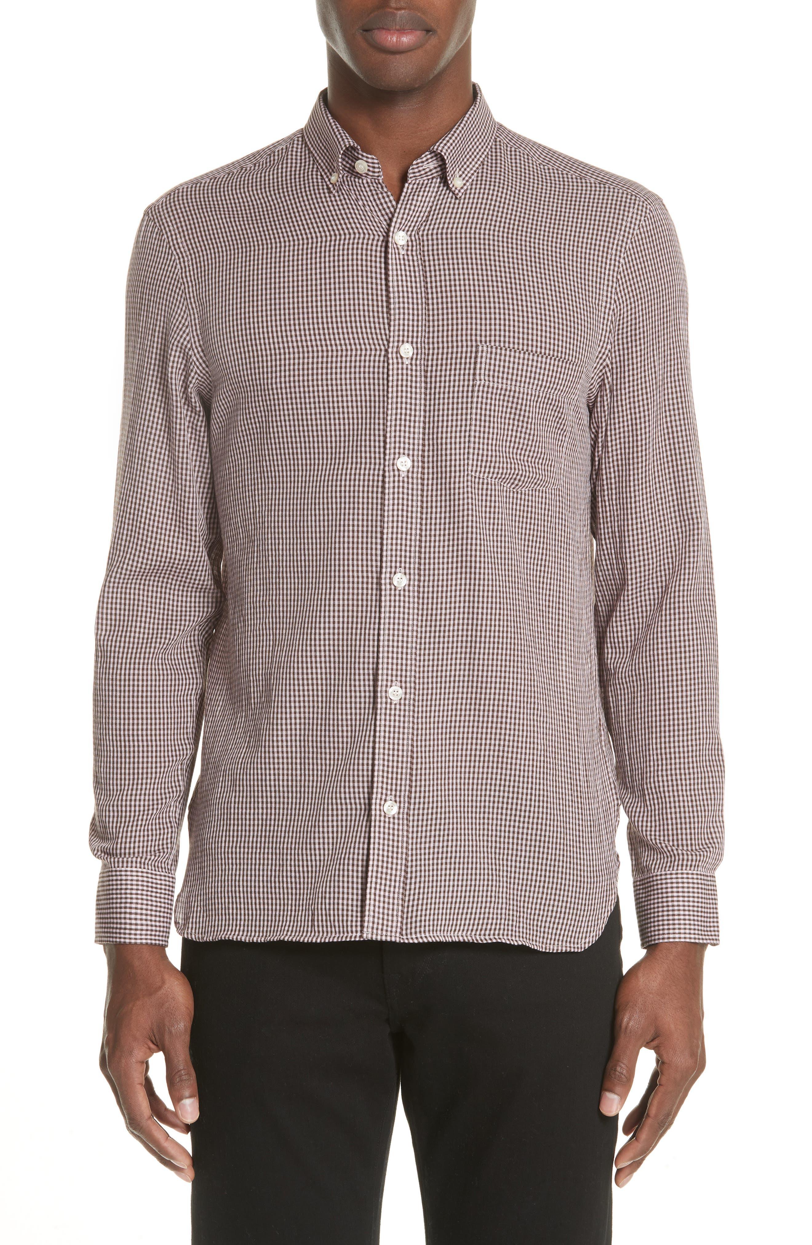 Burberry Check Sport Shirt