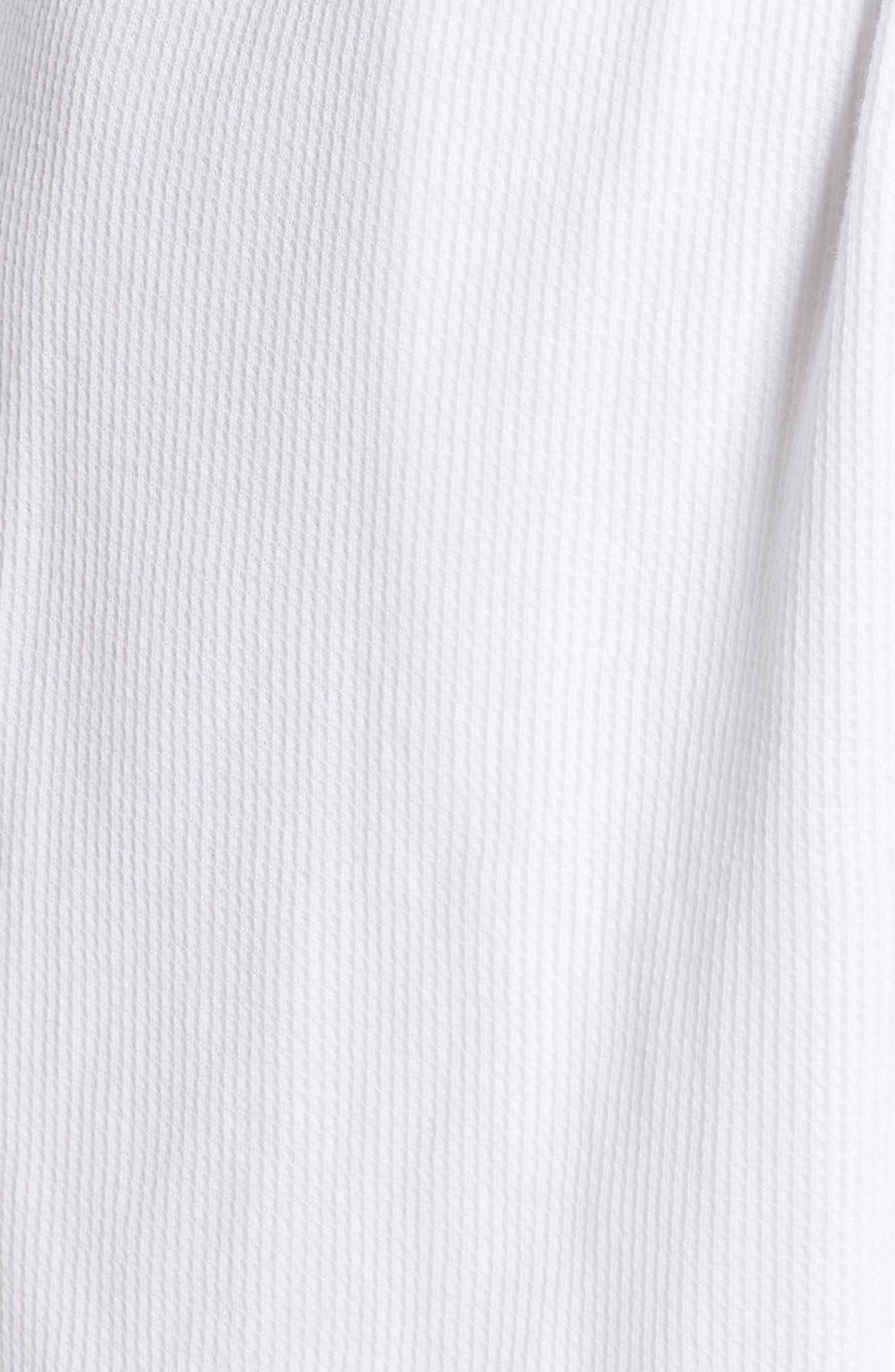 Avedon Robe,                             Alternate thumbnail 5, color,                             White