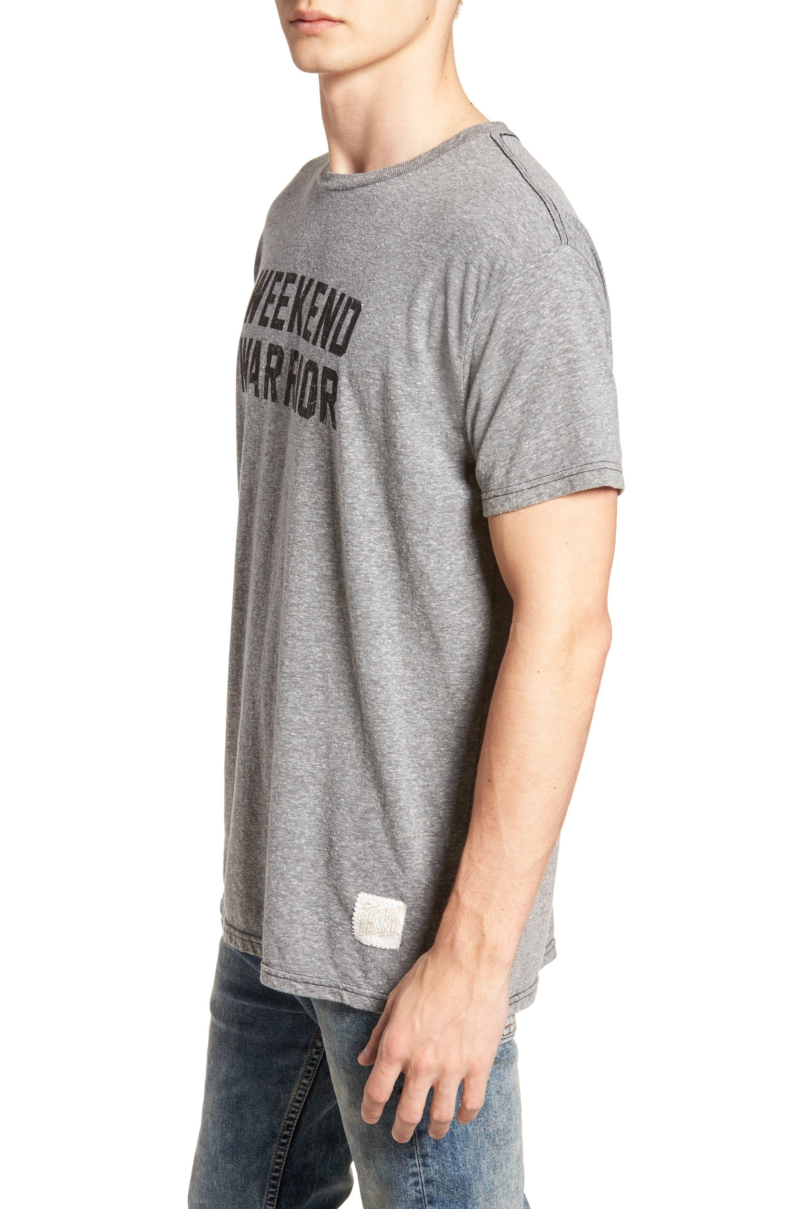 Alternate Image 3  - Retro Brand Weekend Warrior T-Shirt