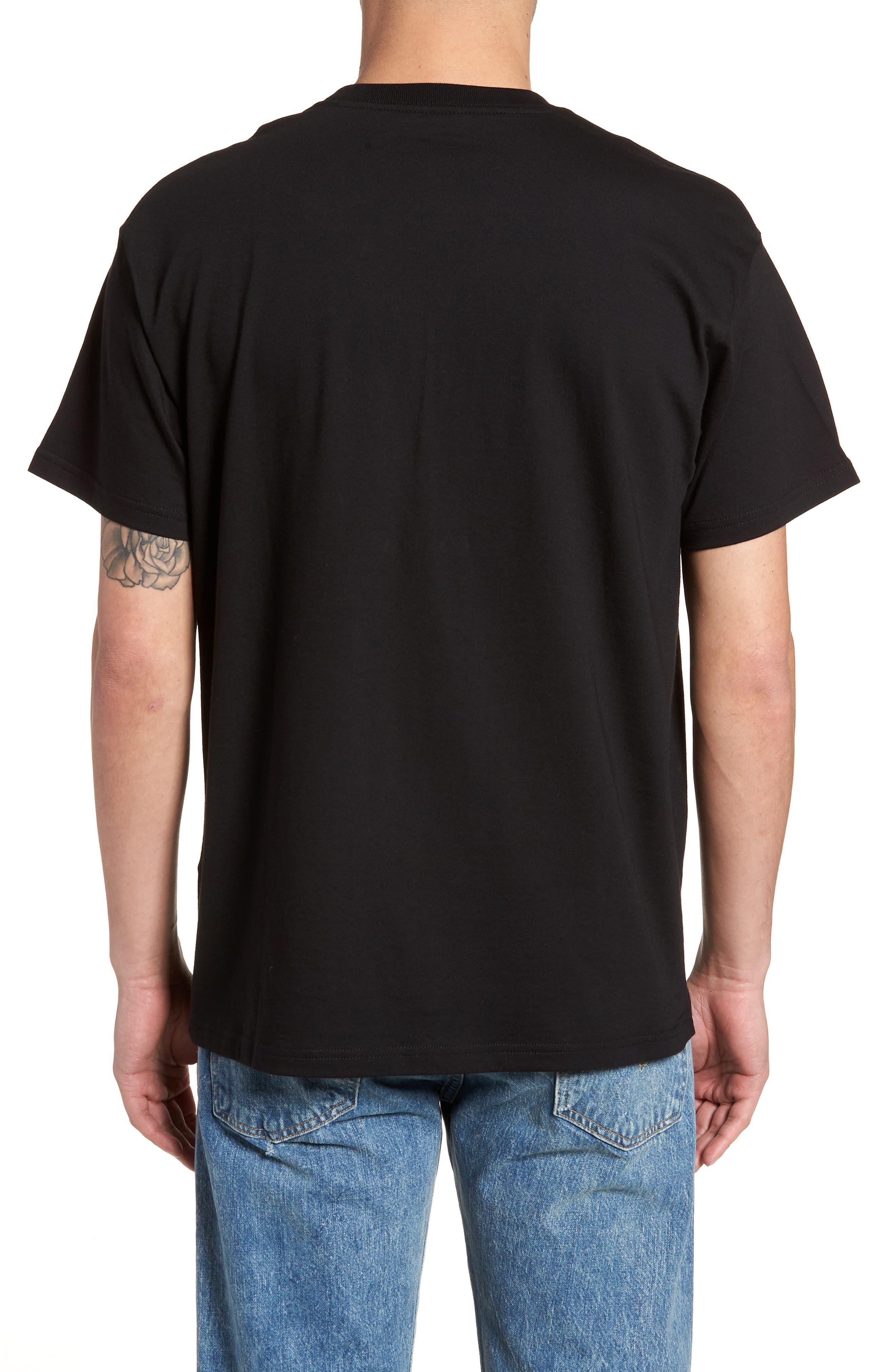 Alternate Image 2  - Carhartt Work in Progress Rabbit T-Shirt