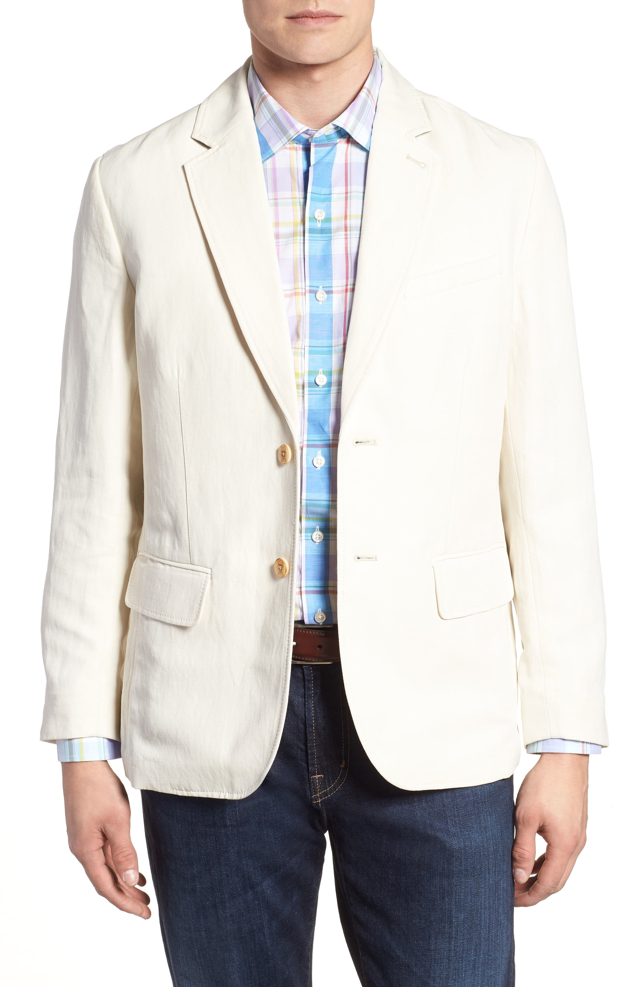 Tommy Bahama Monterey Silk & Linen Blazer