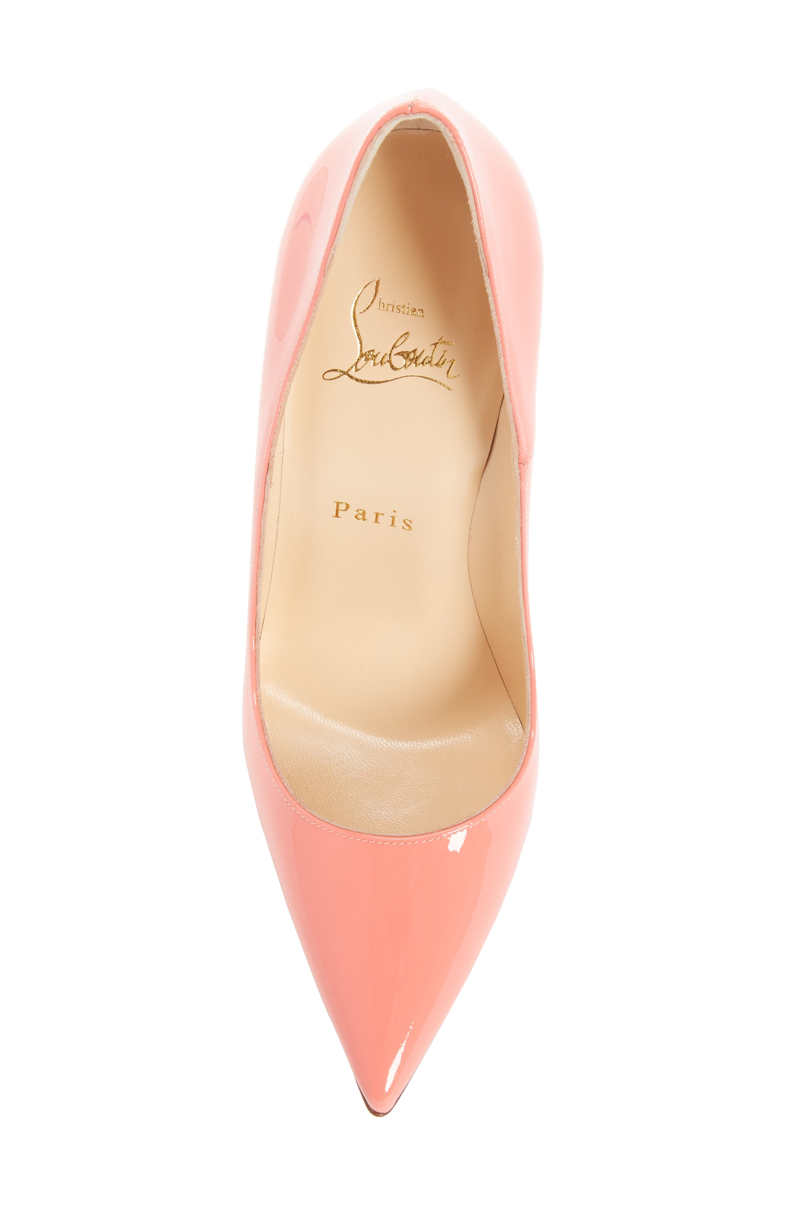 Alternate Image 5  - Christian Louboutin 'So Kate' Pointy Toe Pump (Women)